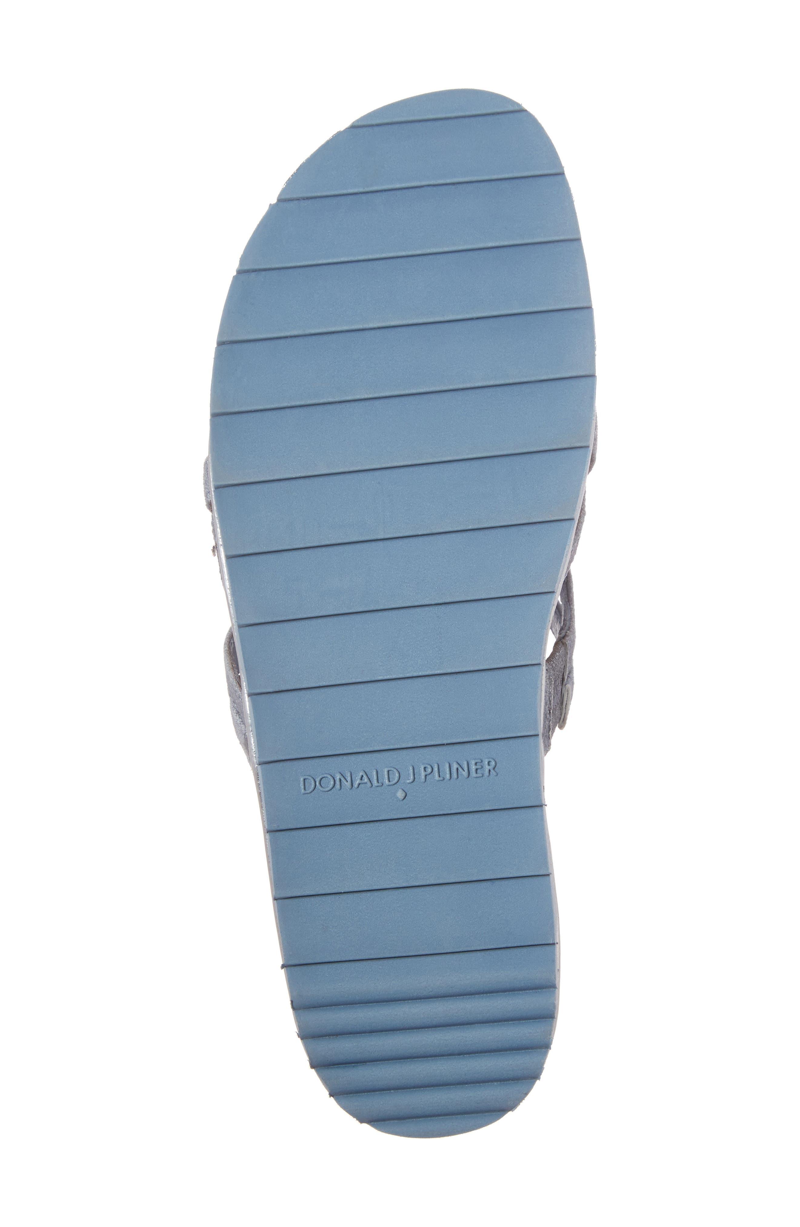 Alternate Image 6  - Donald J Pliner Chrisa Wedge Slide Sandal (Women)