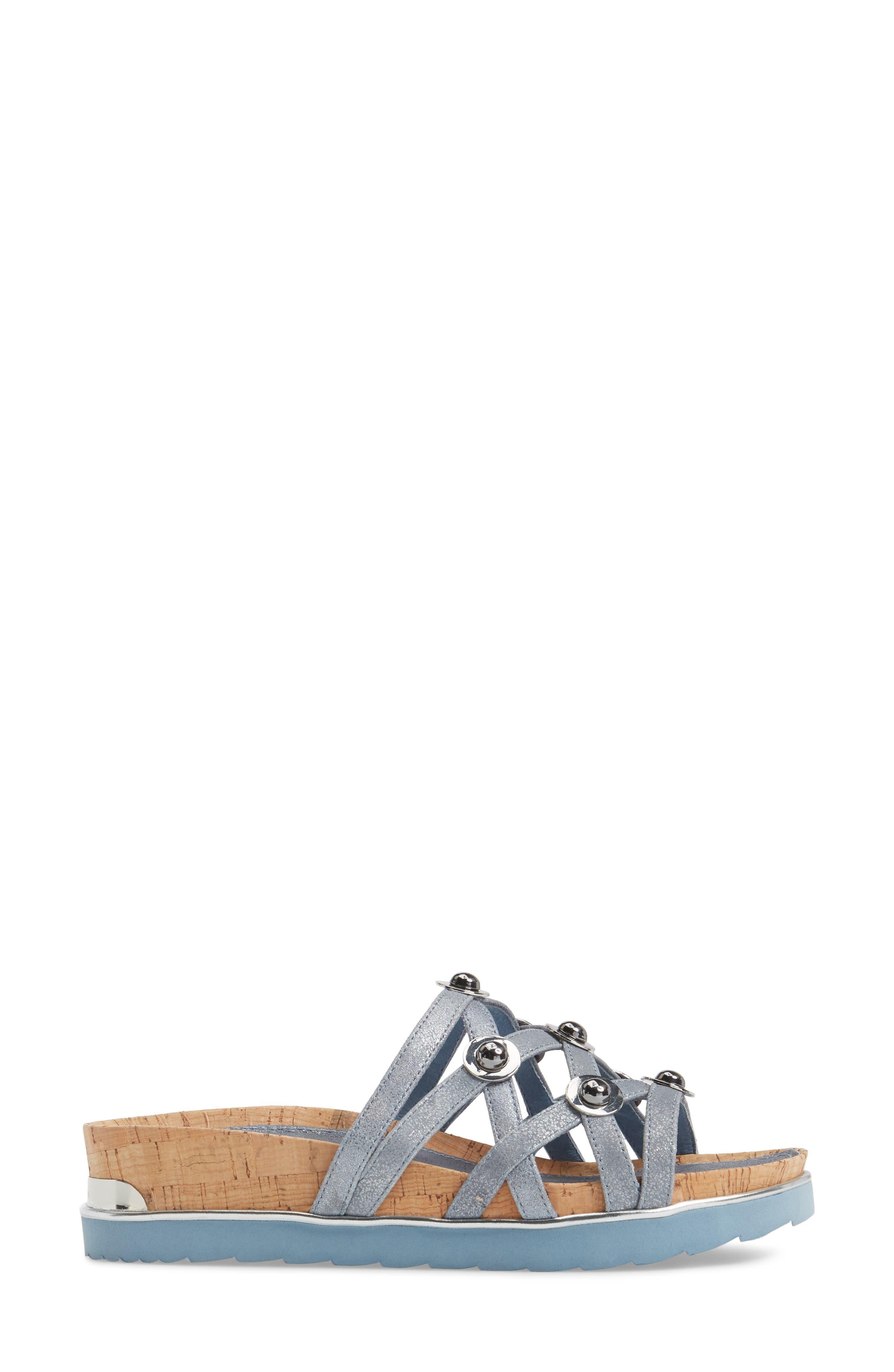 Alternate Image 3  - Donald J Pliner Chrisa Wedge Slide Sandal (Women)
