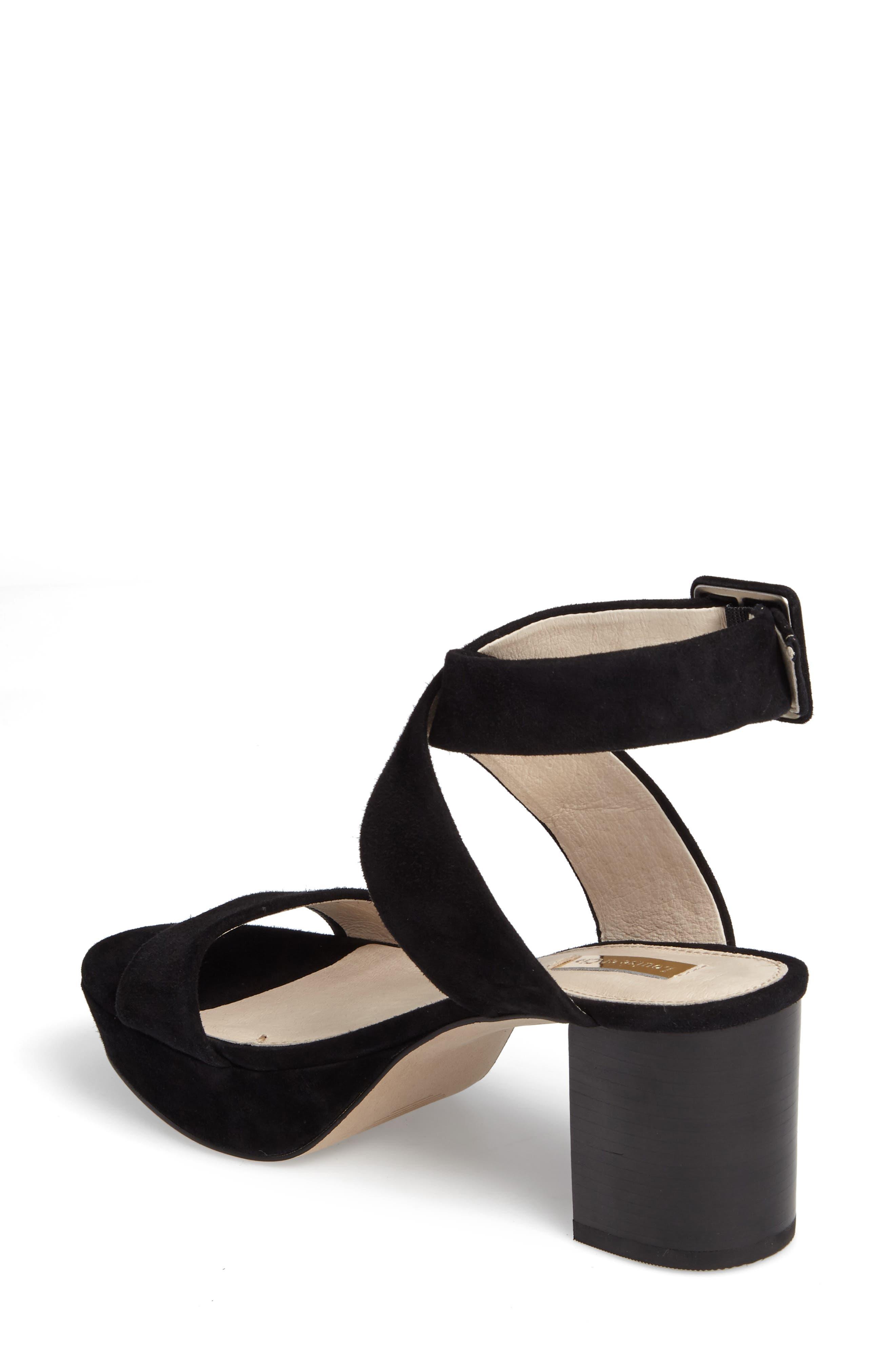 Alternate Image 2  - Louise et Cie Harmony Block Heel Sandal (Women)