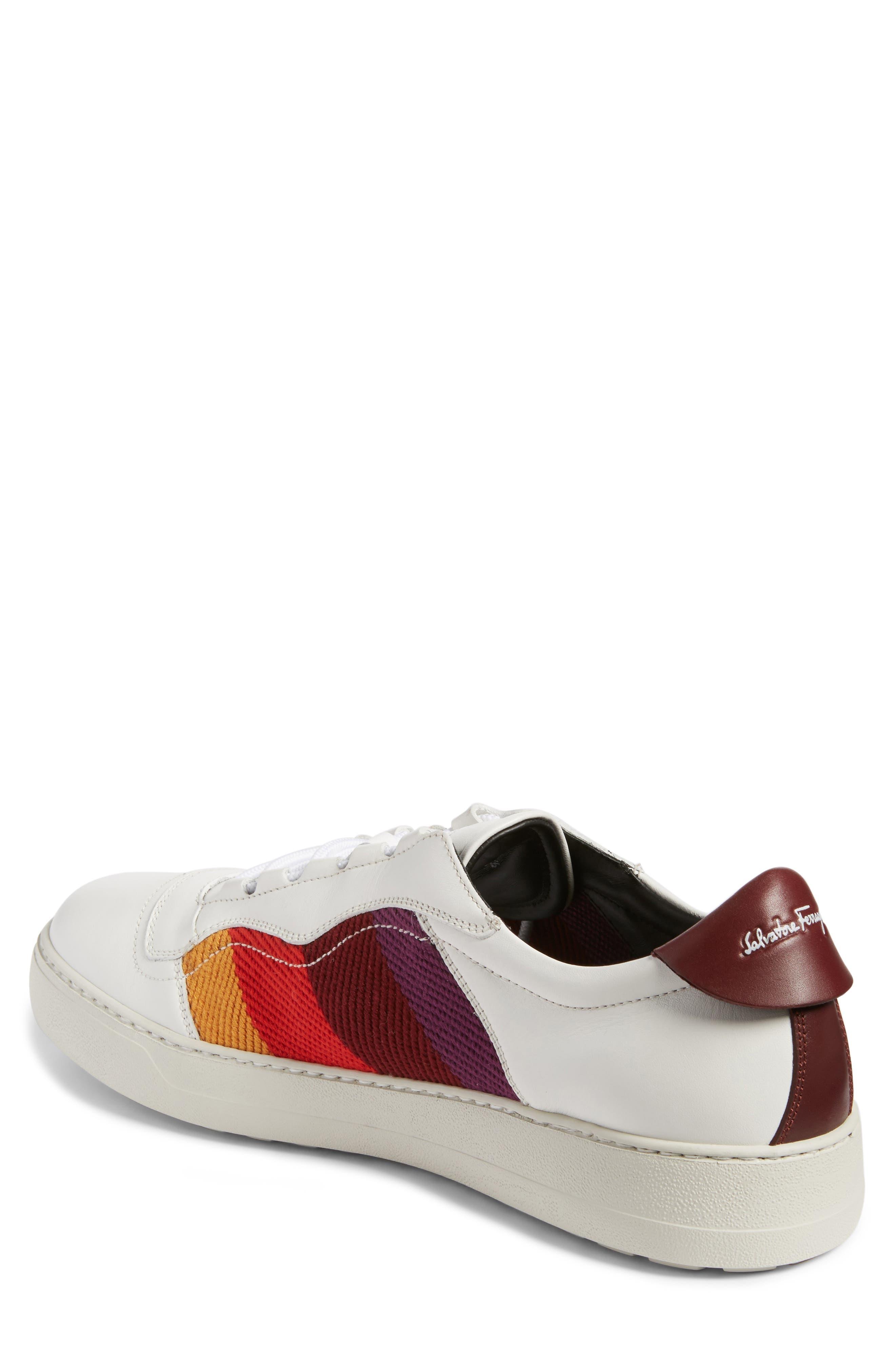 Alternate Image 2  - Salvatore Ferragamo Sneaker (Men)