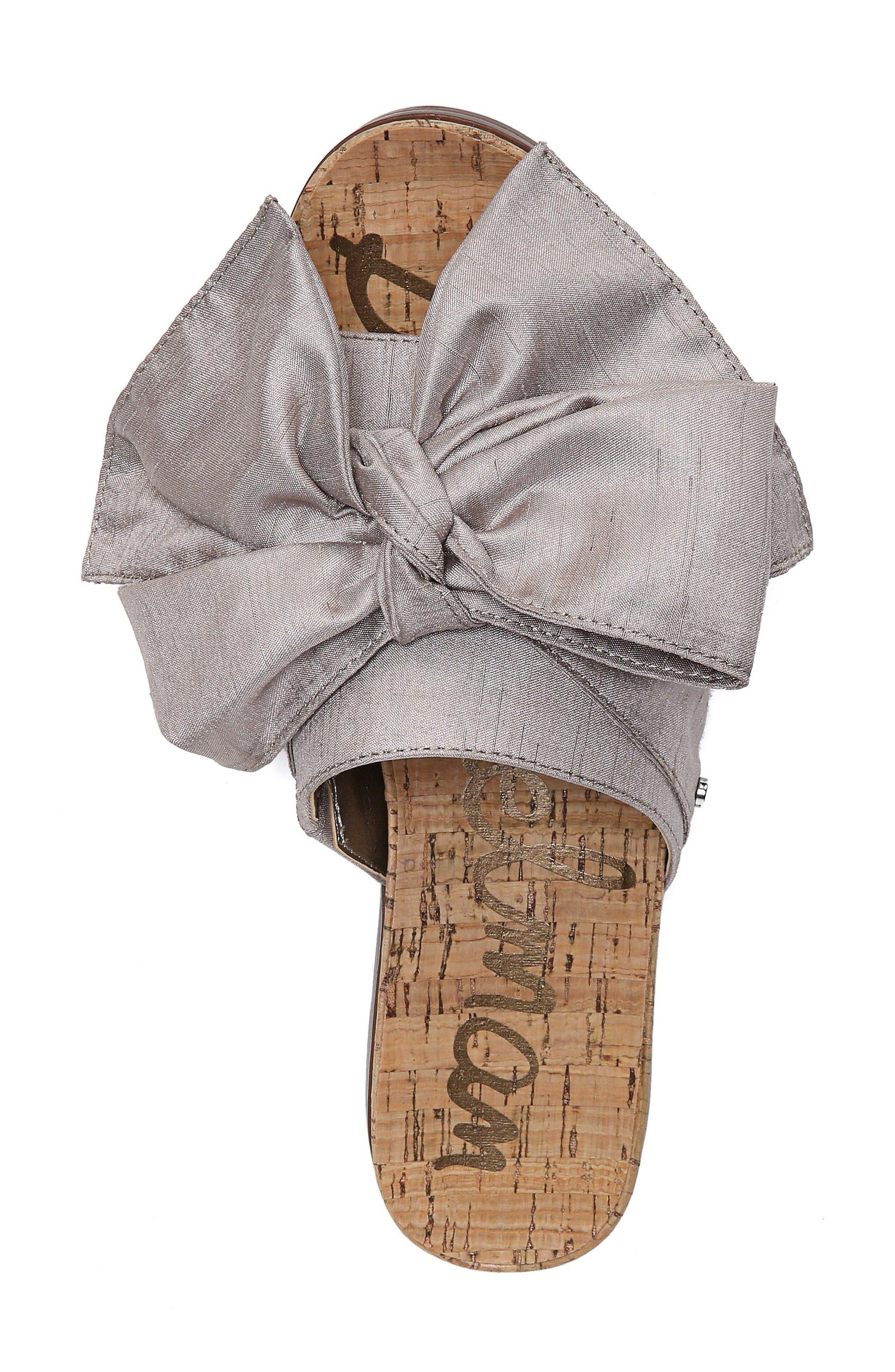 Alternate Image 5  - Sam Edelman Henna Slide Sandal (Women)