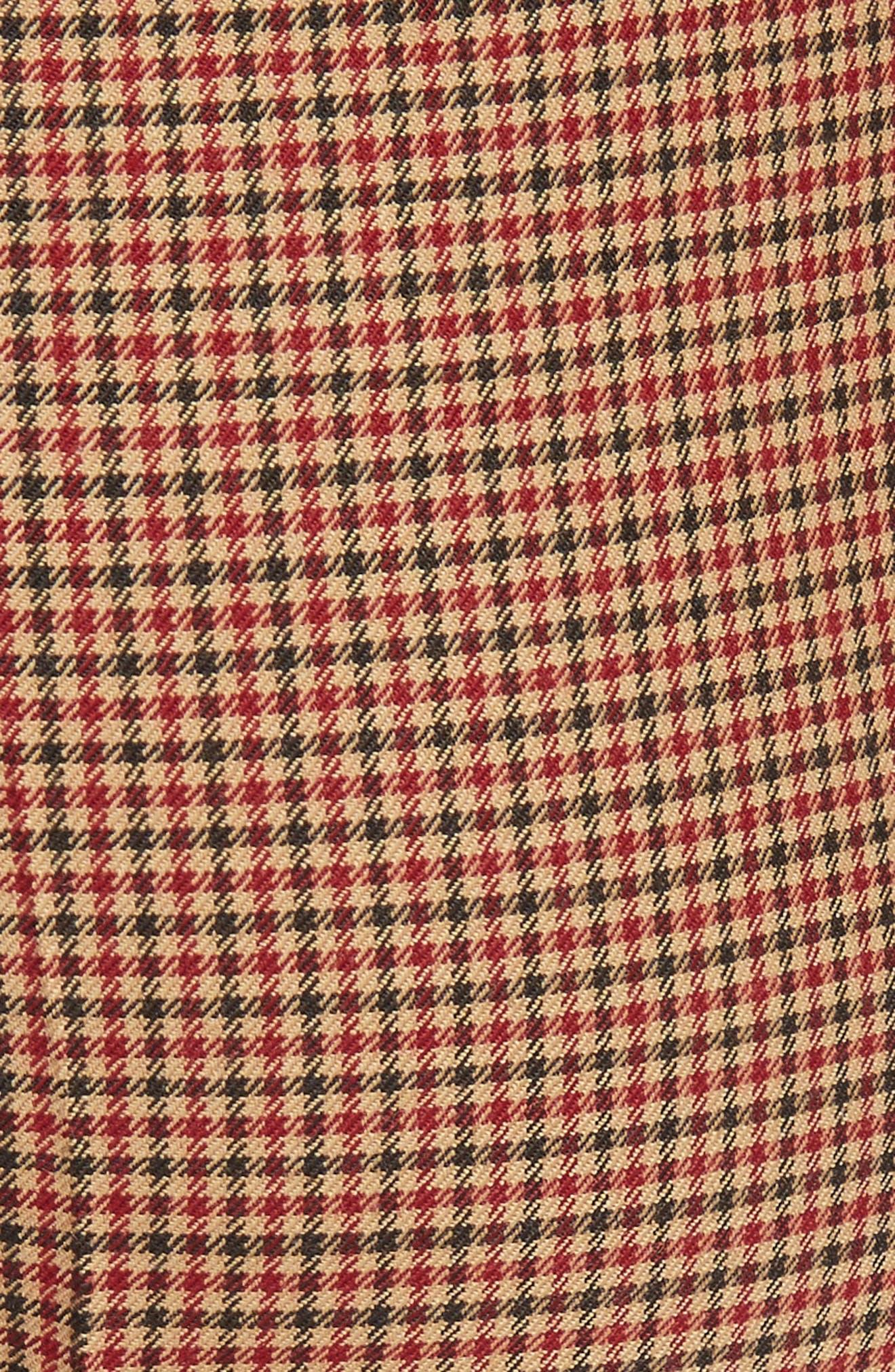 Alternate Image 3  - Chloé Check Crop Pants