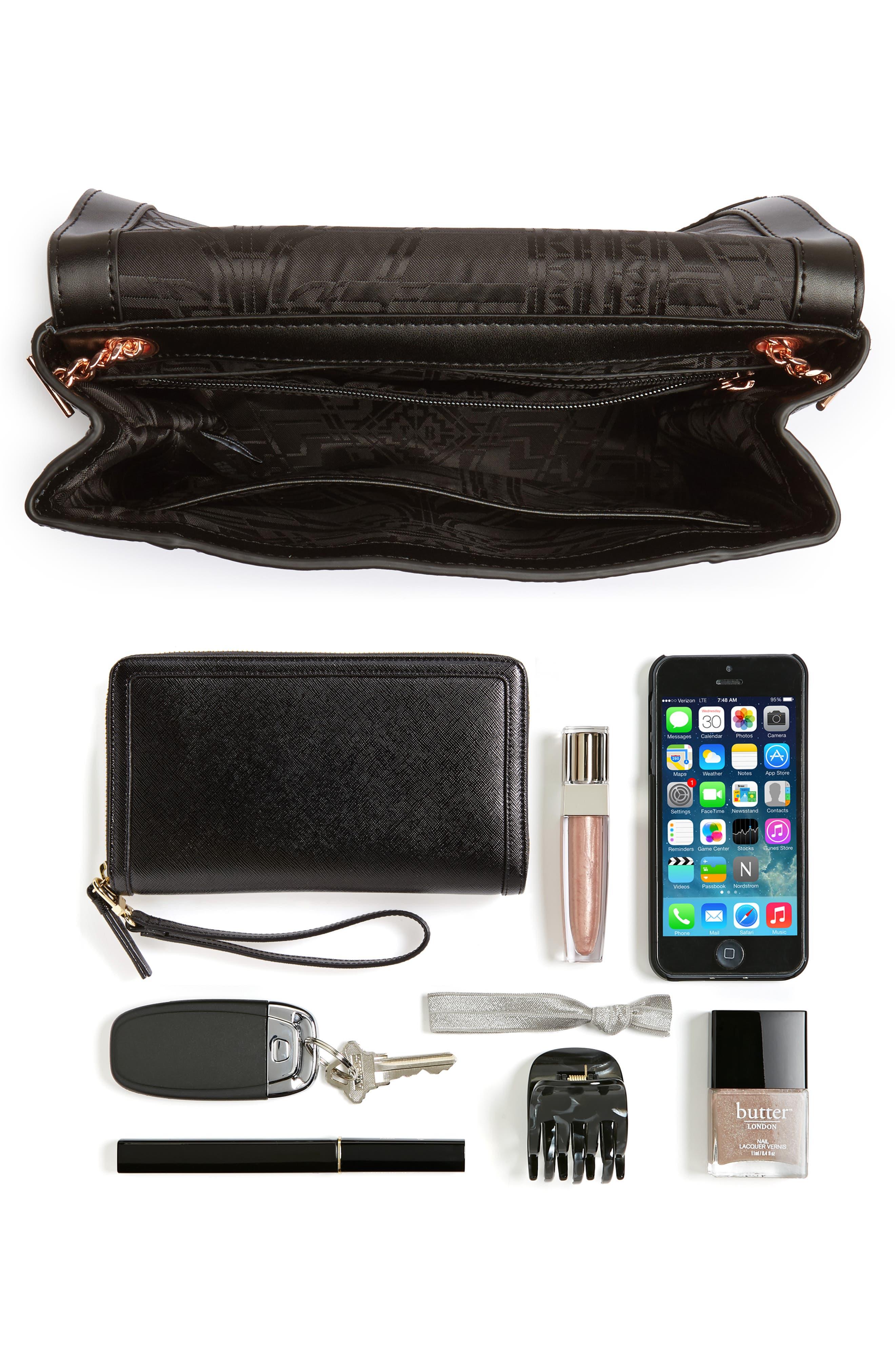 Alternate Image 6  - Ted Baker London Jemms Leather Crossbody Bag