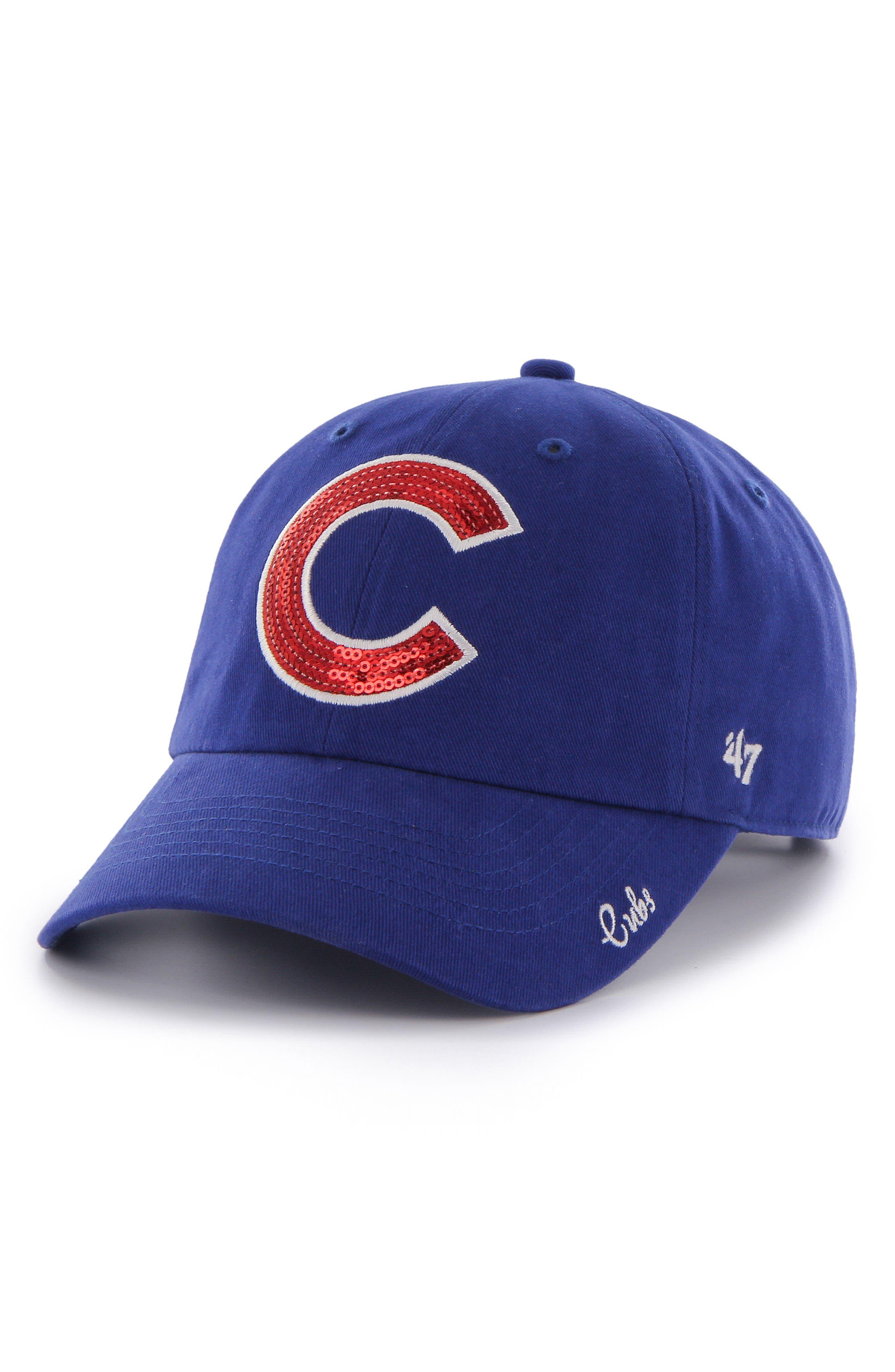 '47 Chicago Cubs Sparkle Baseball Cap