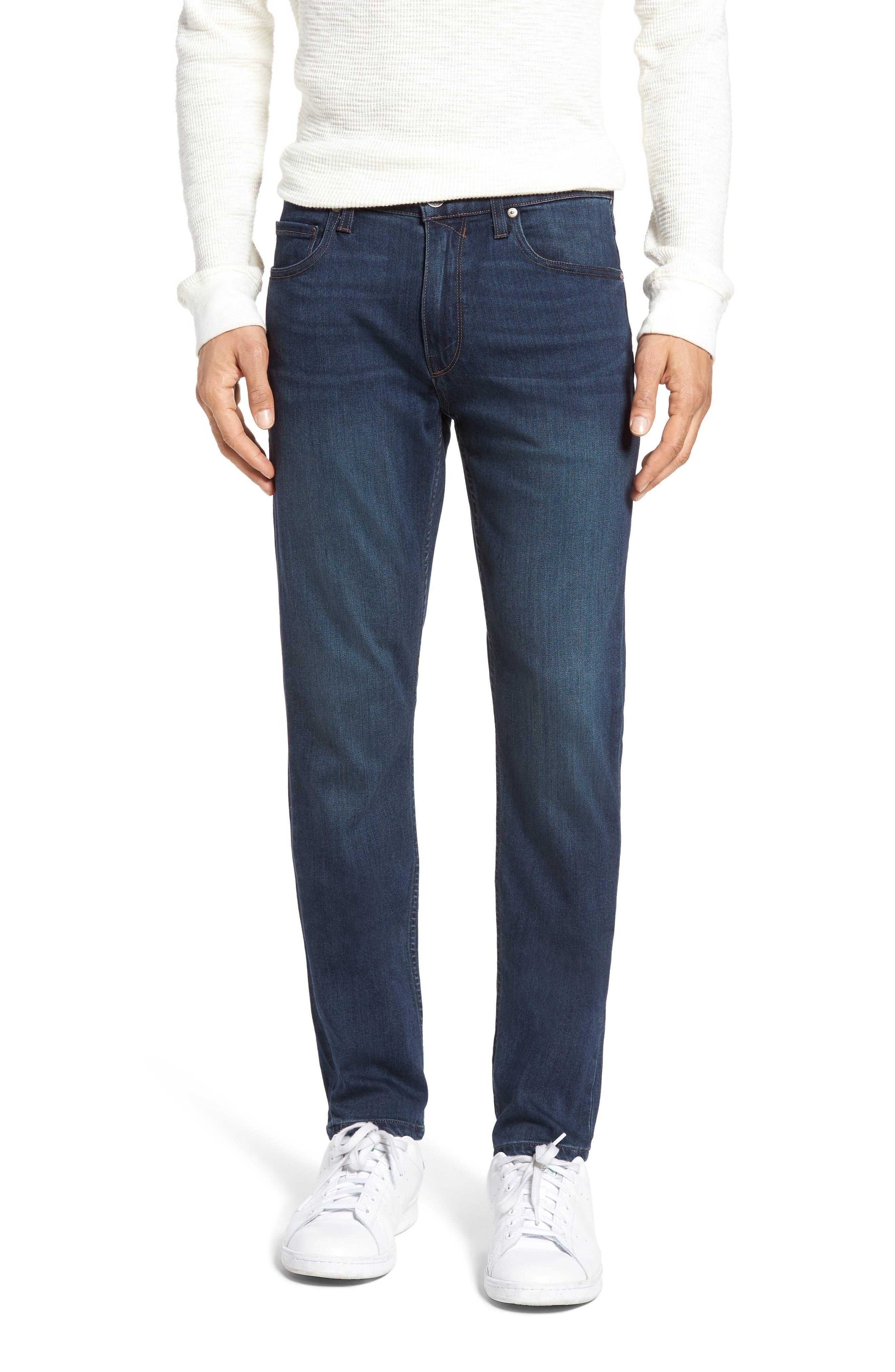 PAIGE Transcend - Lennox Slim Fit Jeans (Corban)