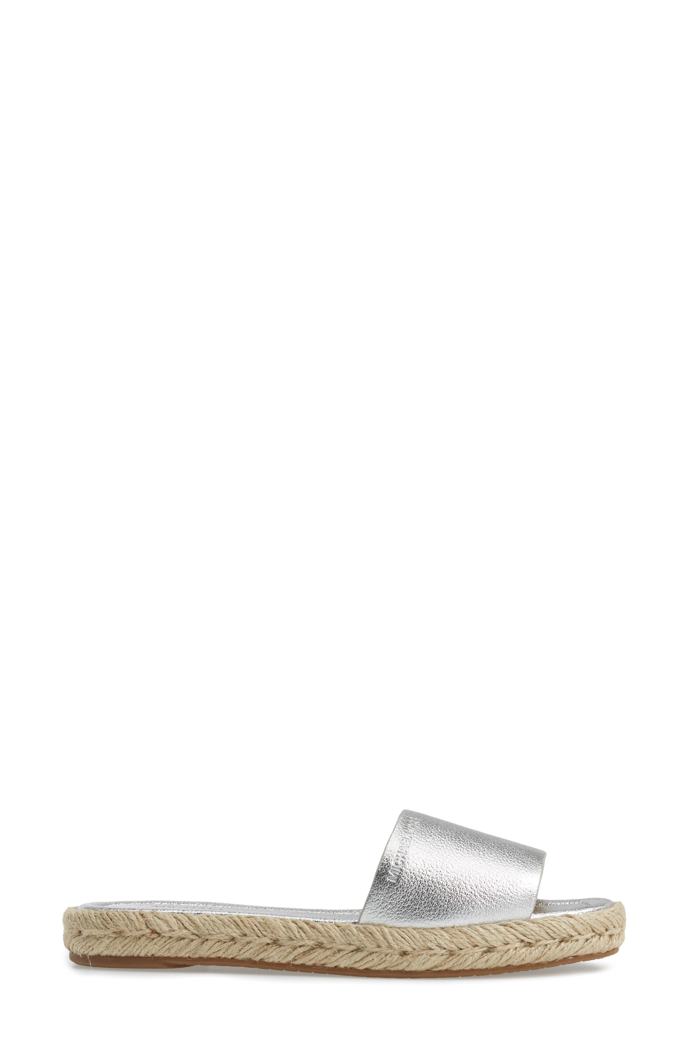 Alternate Image 3  - MICHAEL Michael Kors Dempsey Slide Sandal (Women)