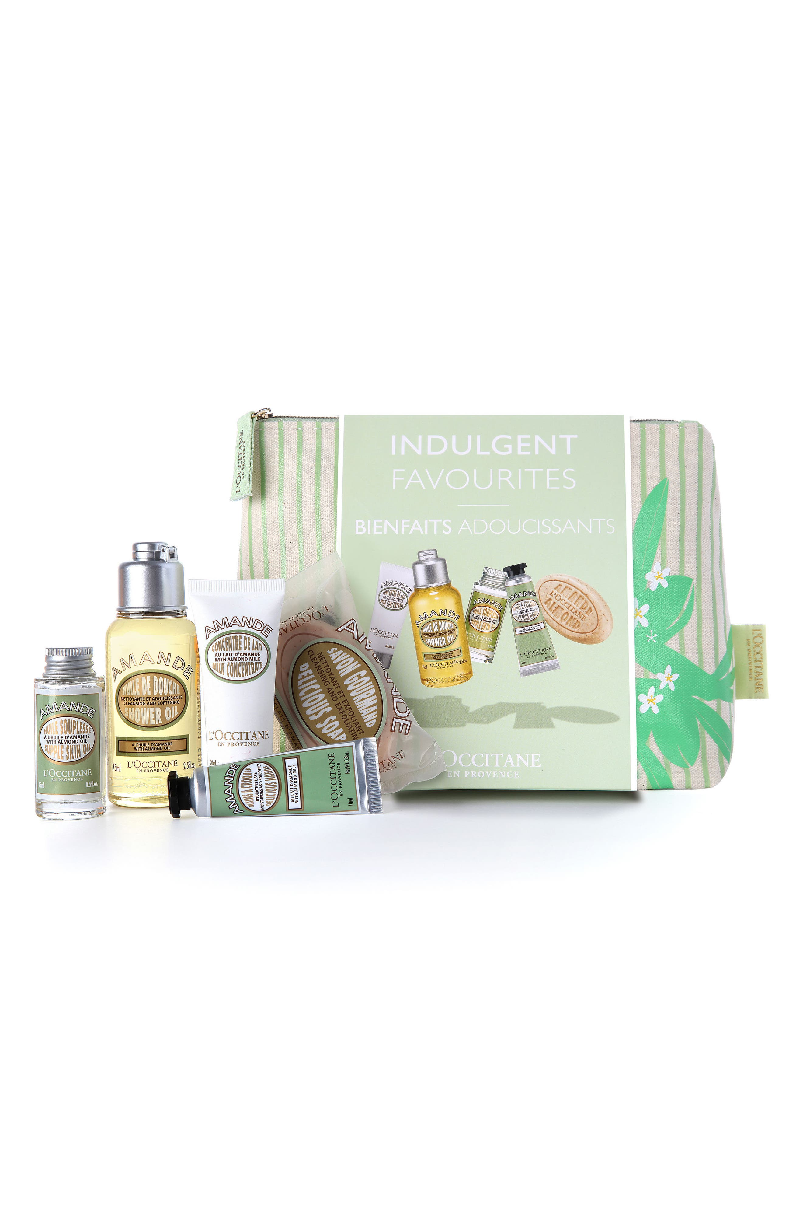 Alternate Image 1 Selected - L'Occitane Indulgent Favorites Collection (Limited Edition)