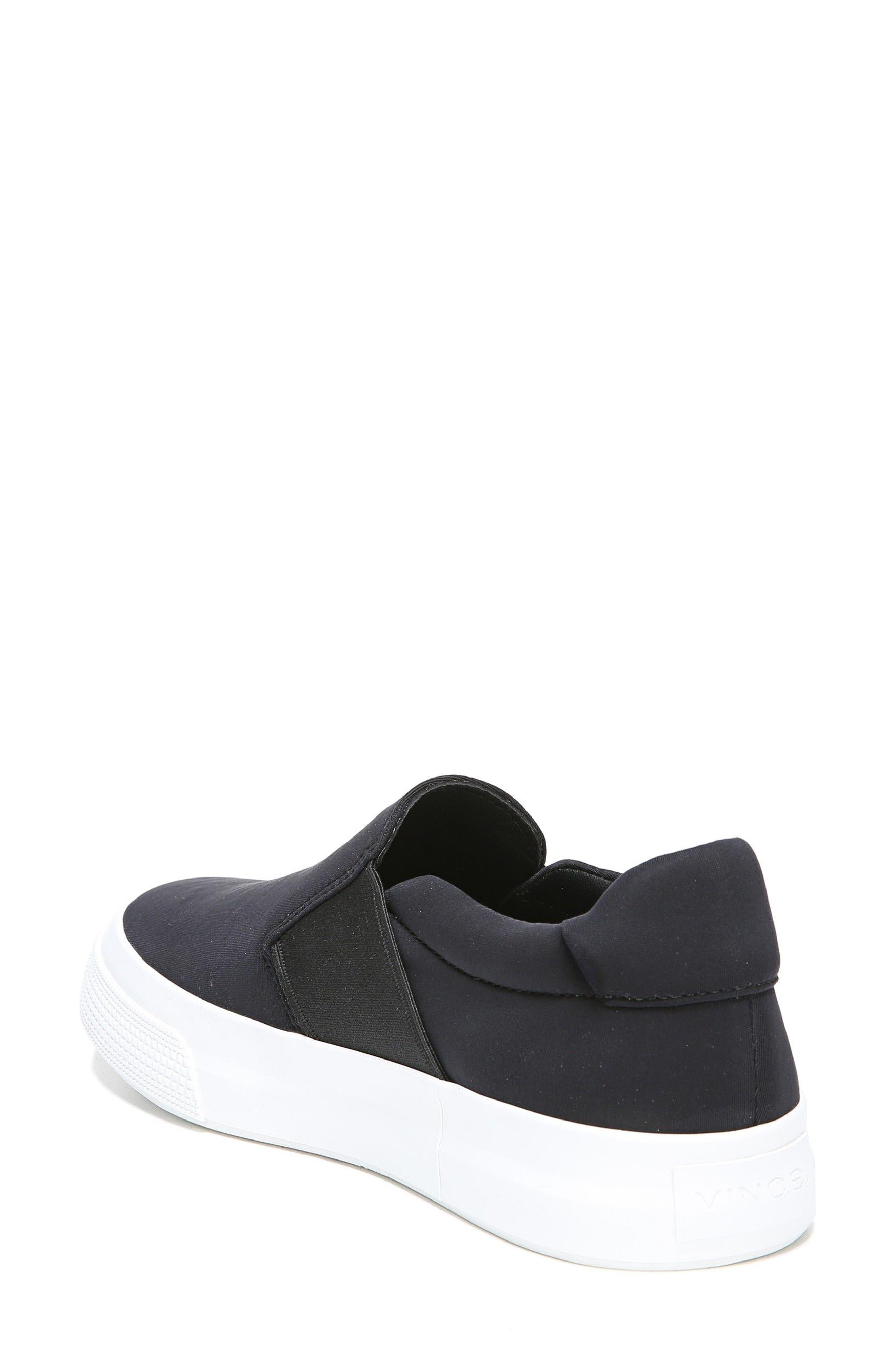 Torin Slip-On Sneaker,                             Alternate thumbnail 2, color,                             Black