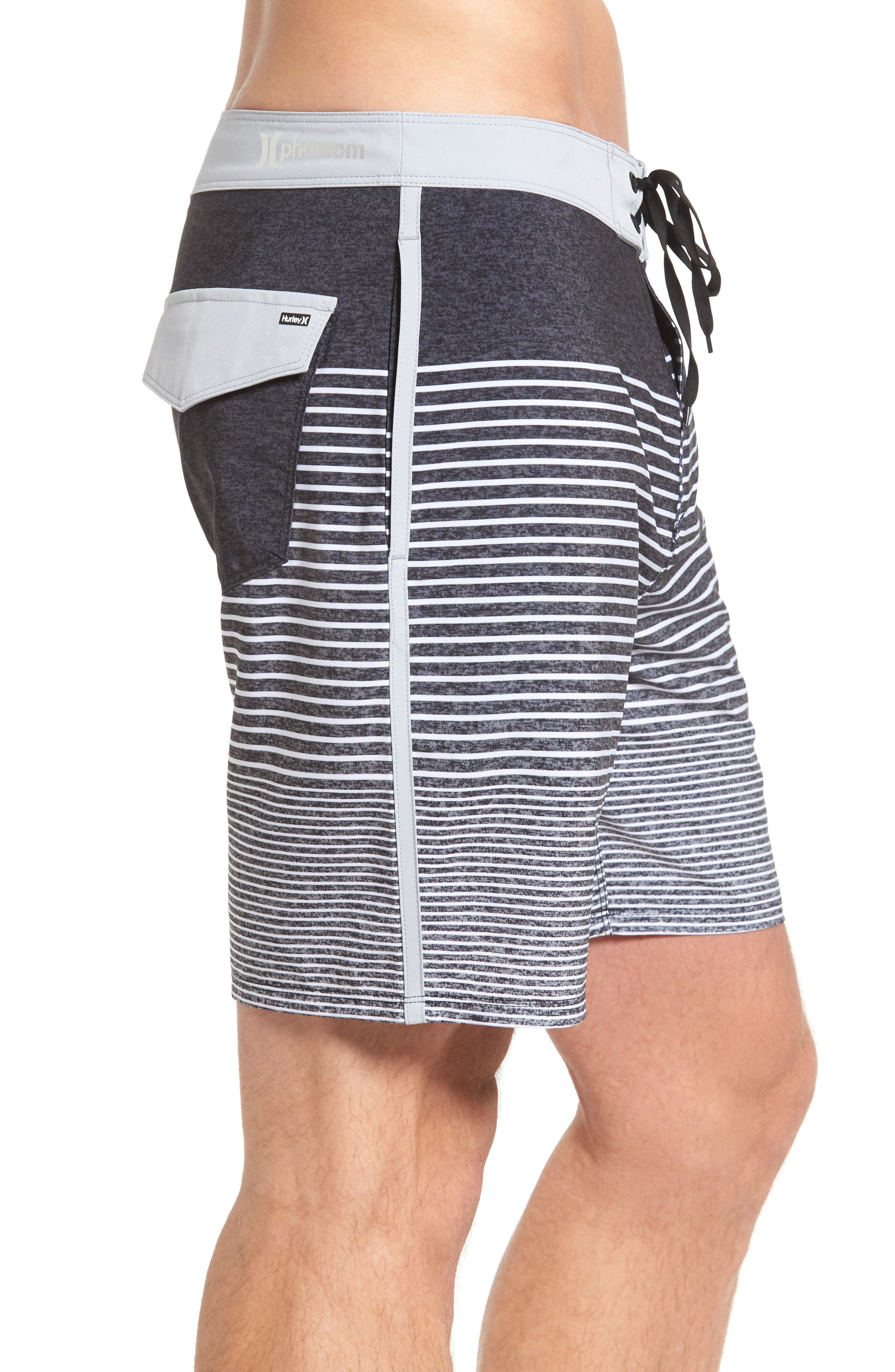 Alternate Image 3  - Hurley Phantom Recycled Swim Trunks