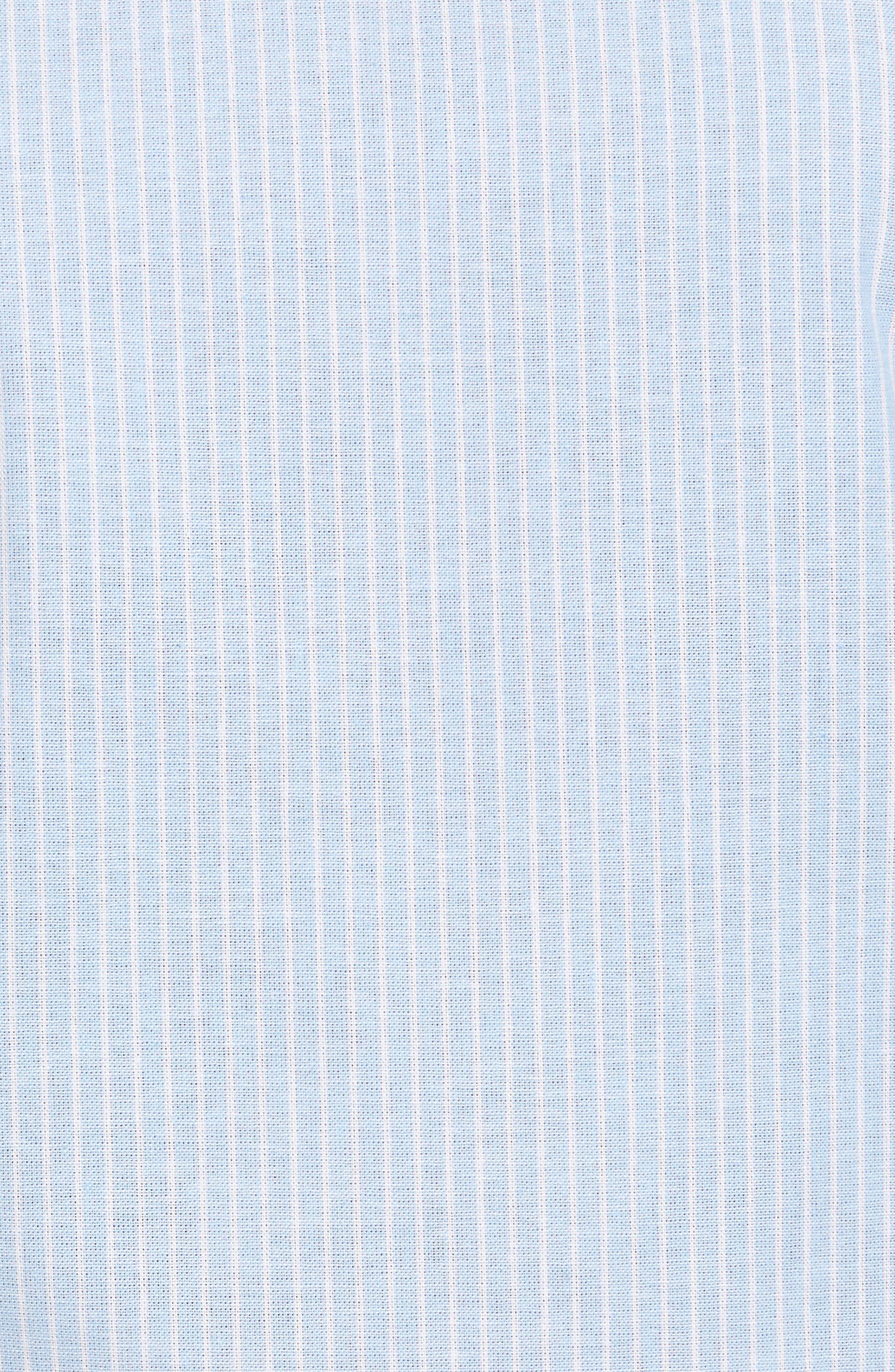 Alternate Image 5  - Pleione Tie Back Wrap Blouse