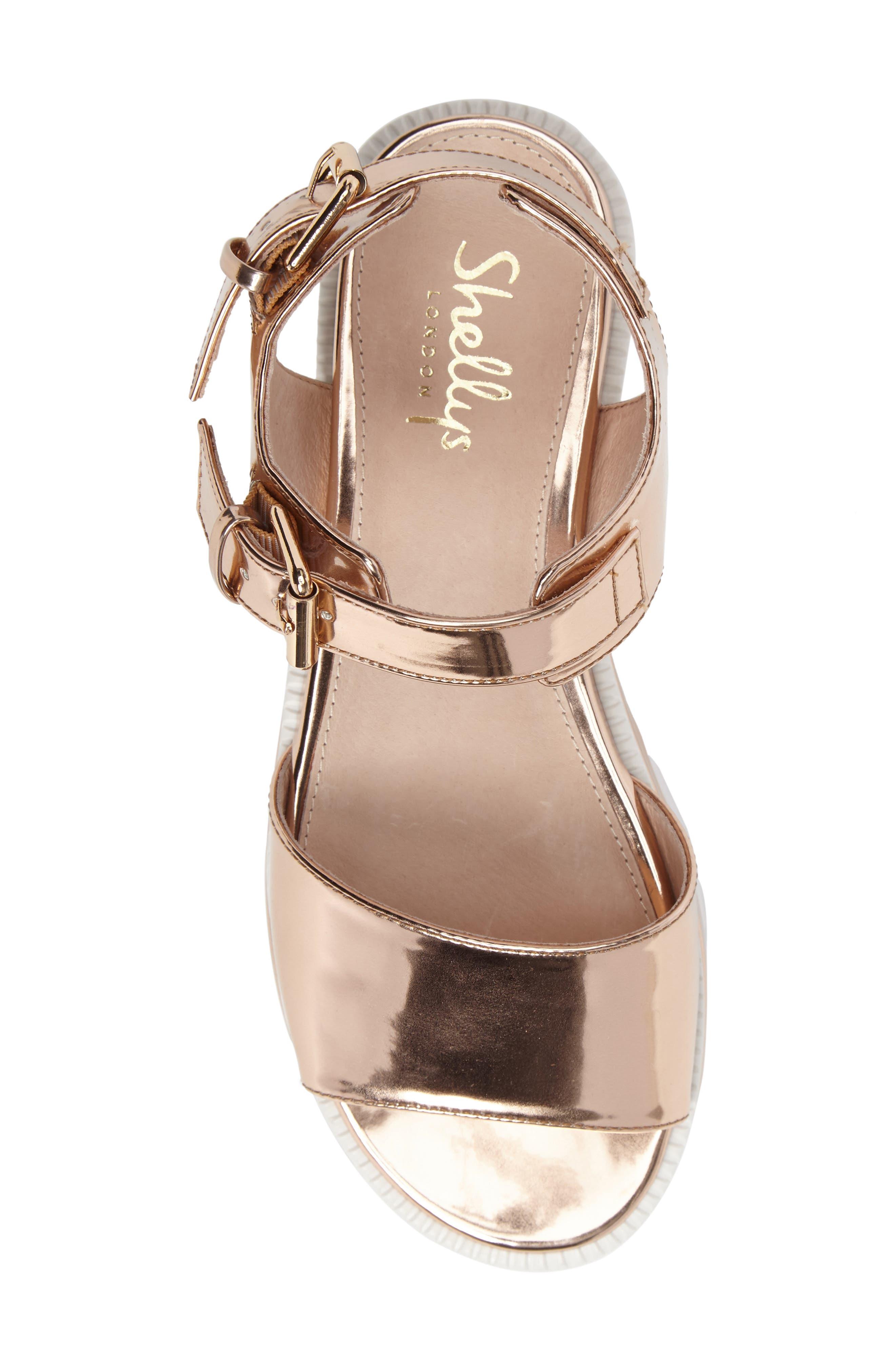 Alternate Image 5  - Shellys London Dita Platform Sandal (Women)