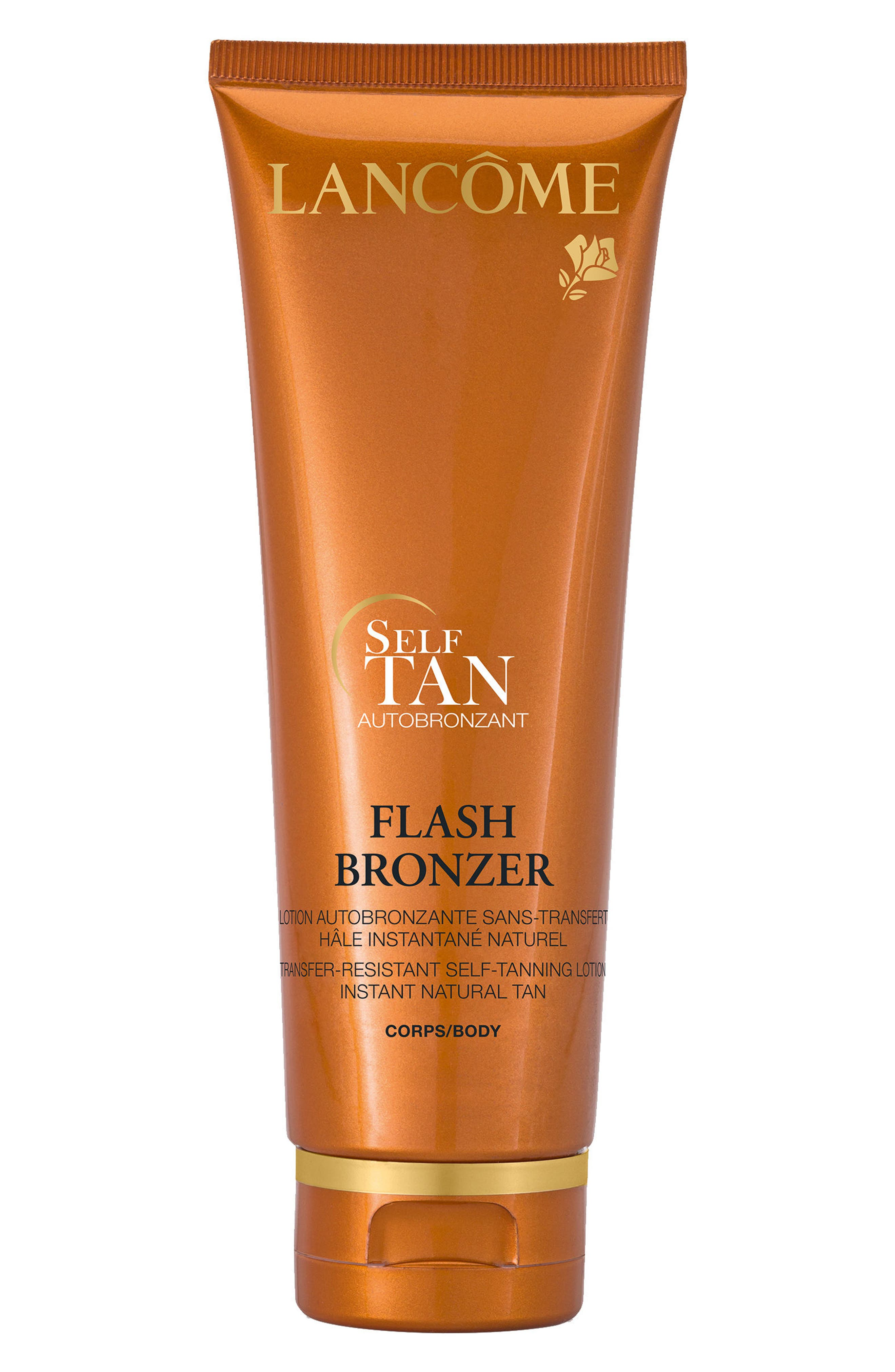 Alternate Image 1 Selected - Lancôme Flash Bronzer Tinted Self-Tanning Gel with Pure Vitamin E