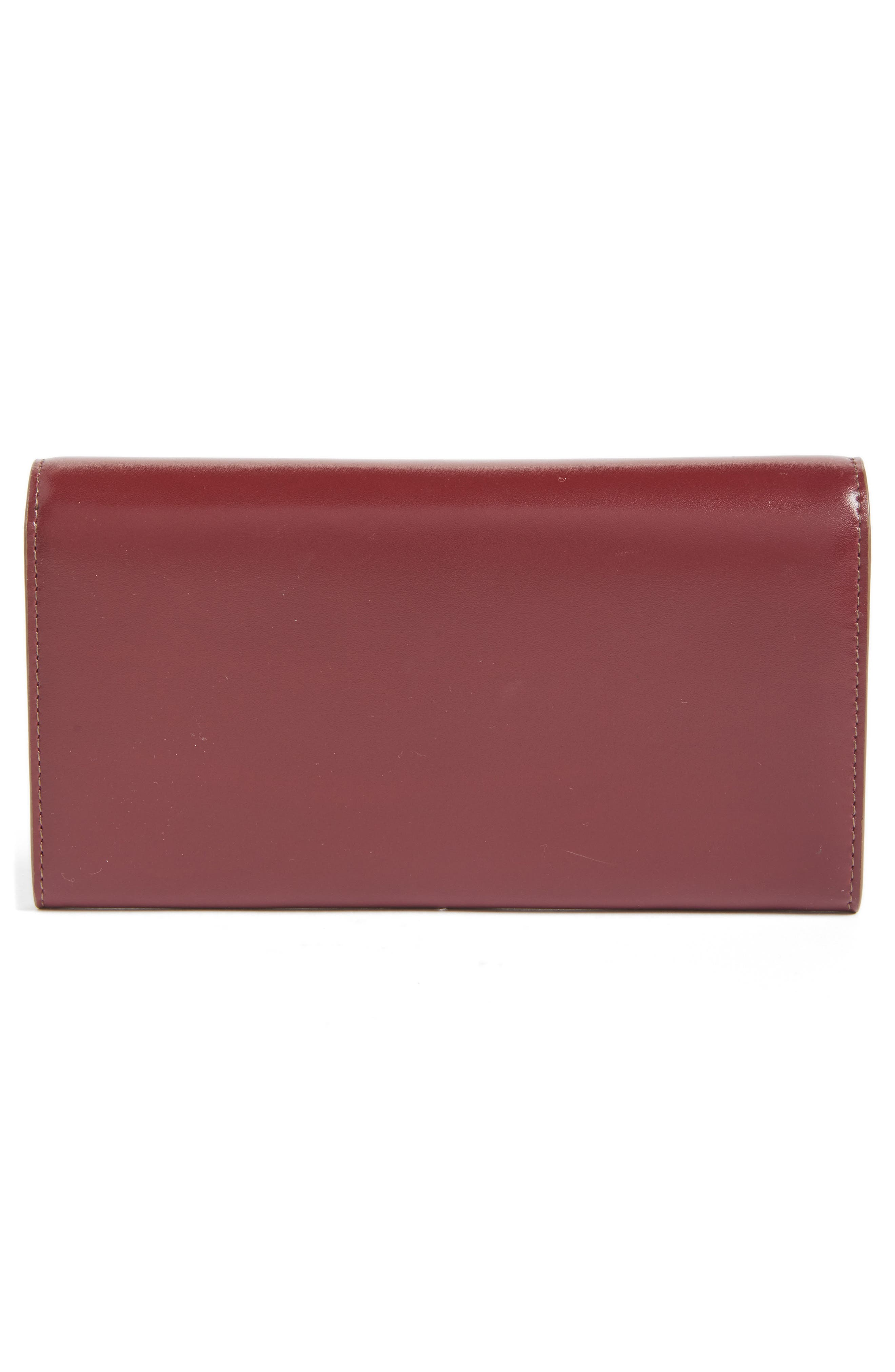 Alternate Image 4  - Lodis Audrey - Cami RFID Leather Clutch Wallet