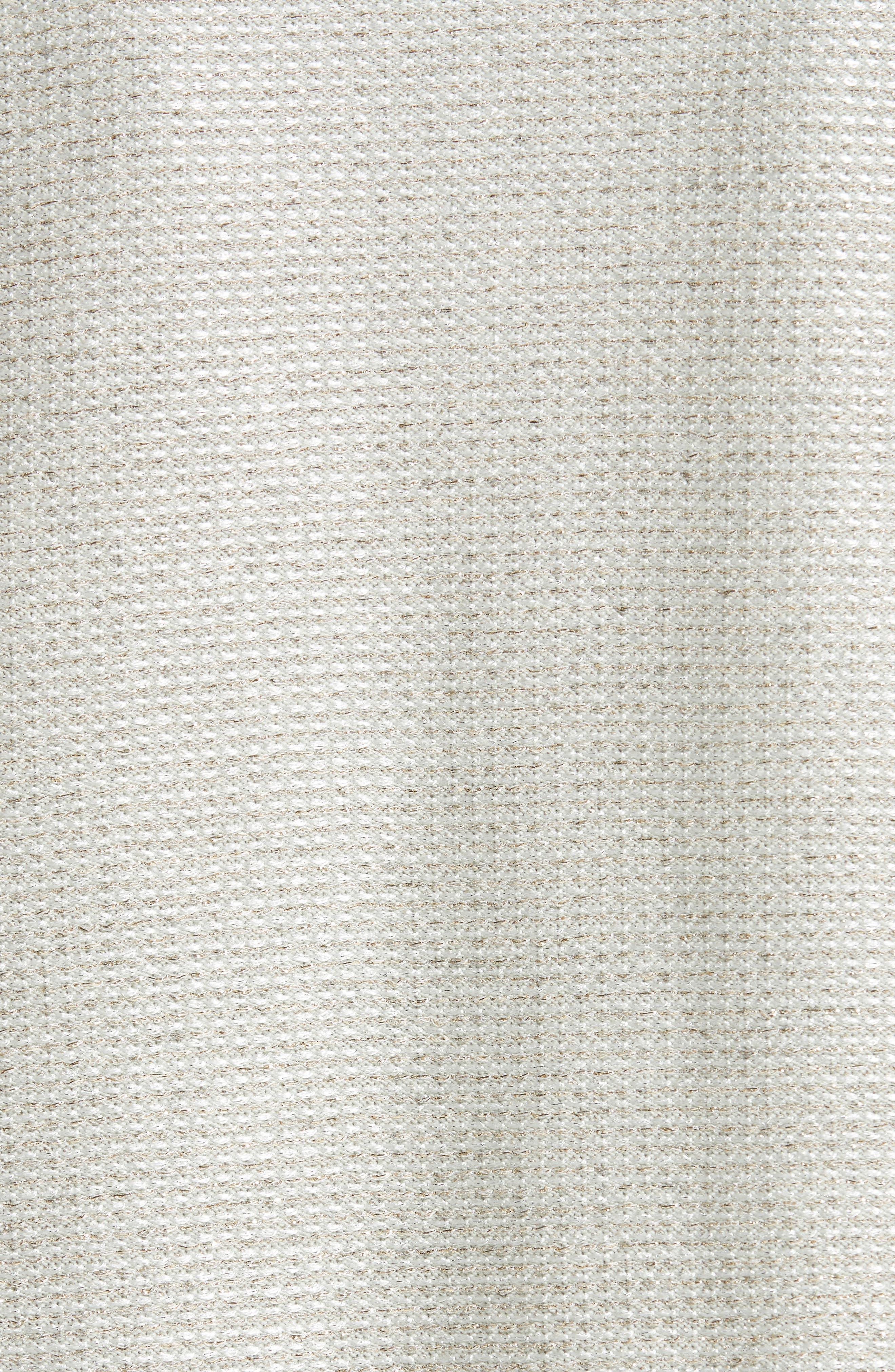 Alternate Image 5  - St. John Collection Beaded Jasmine Sparkle Knit Jacket