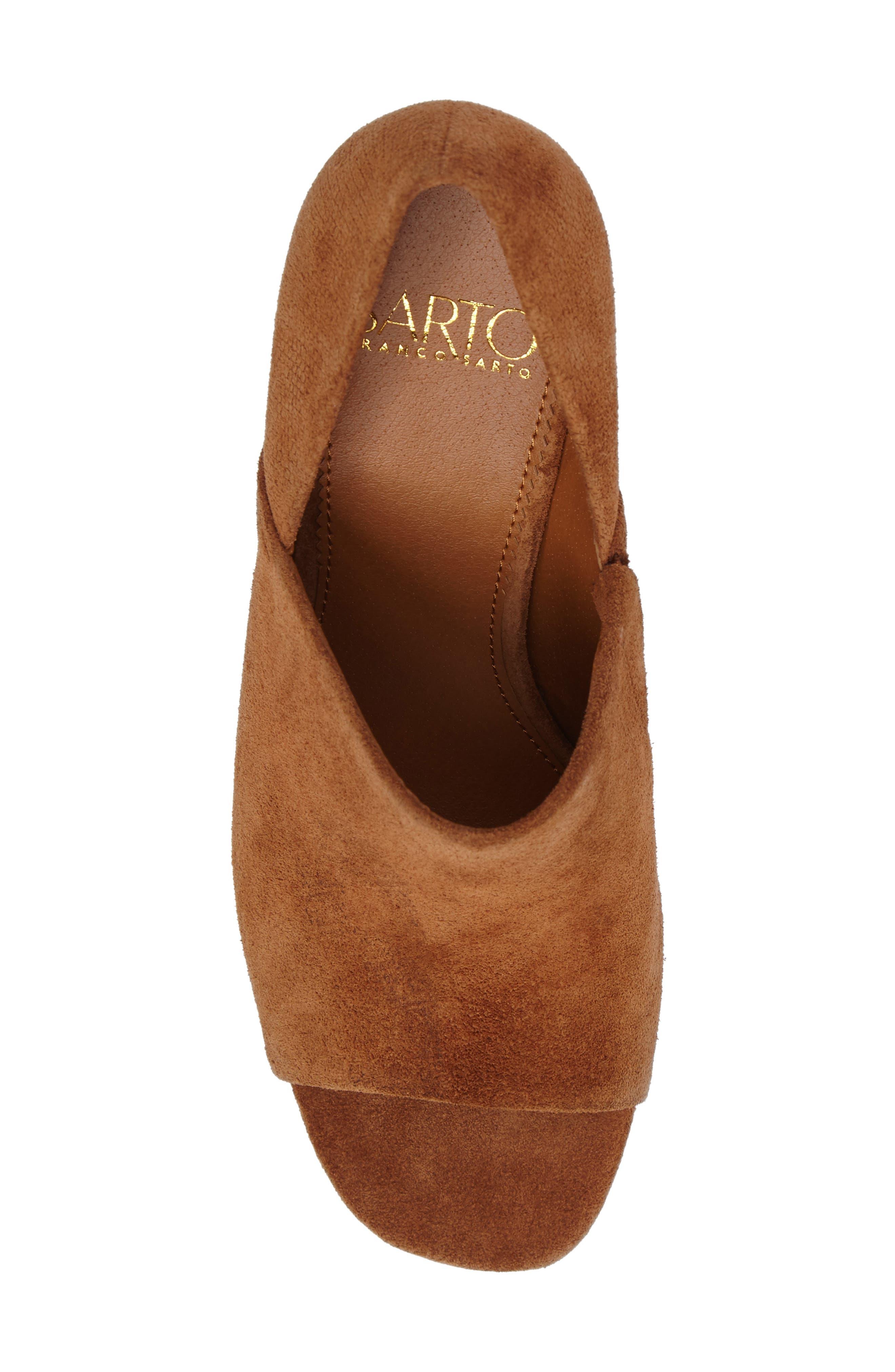 Alternate Image 5  - SARTO by Franco Sarto Ellison Block Heel Sandal (Women)