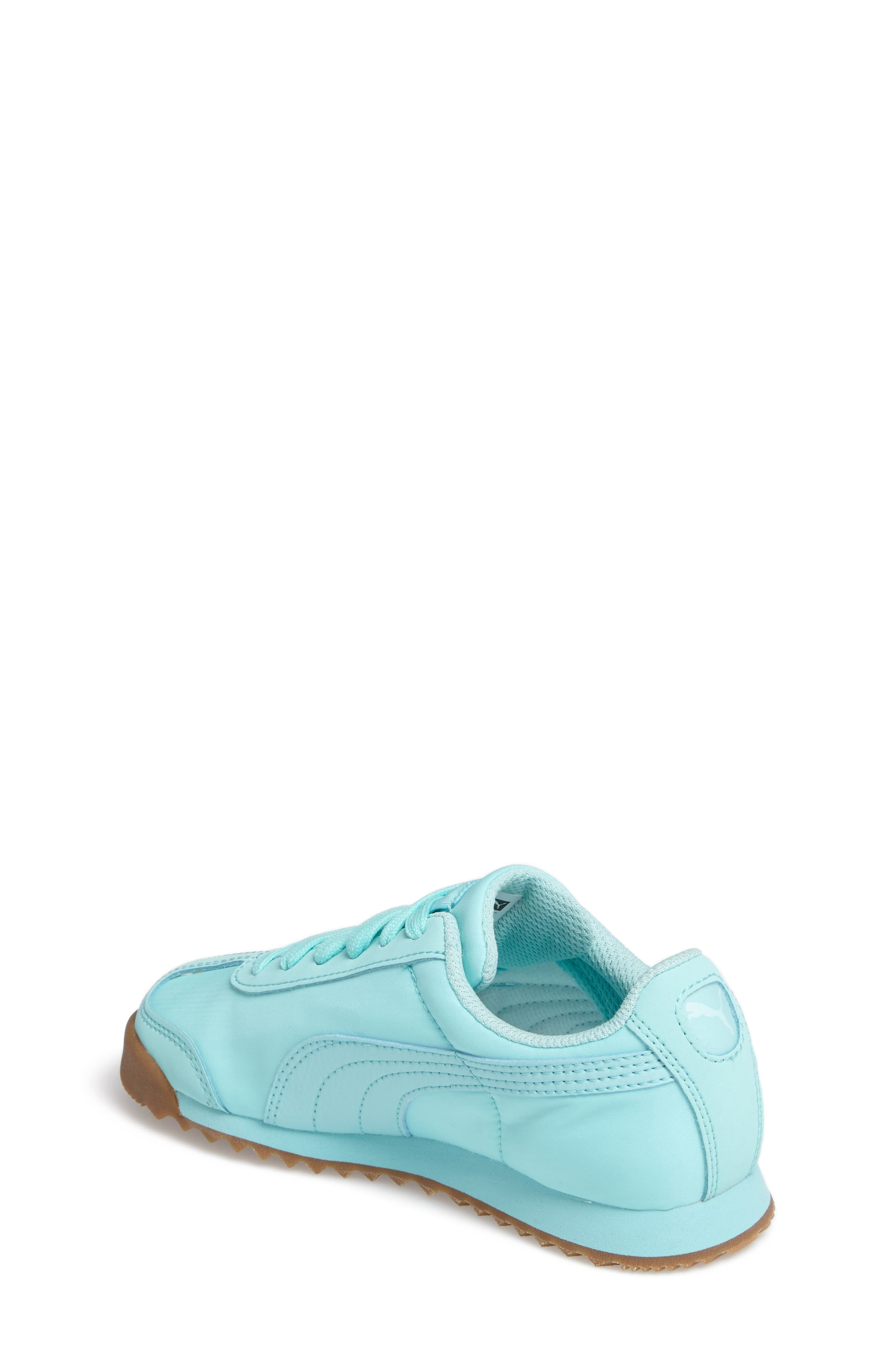 Roma Basic Summer Sneaker,                             Alternate thumbnail 2, color,                             Aruba Blue