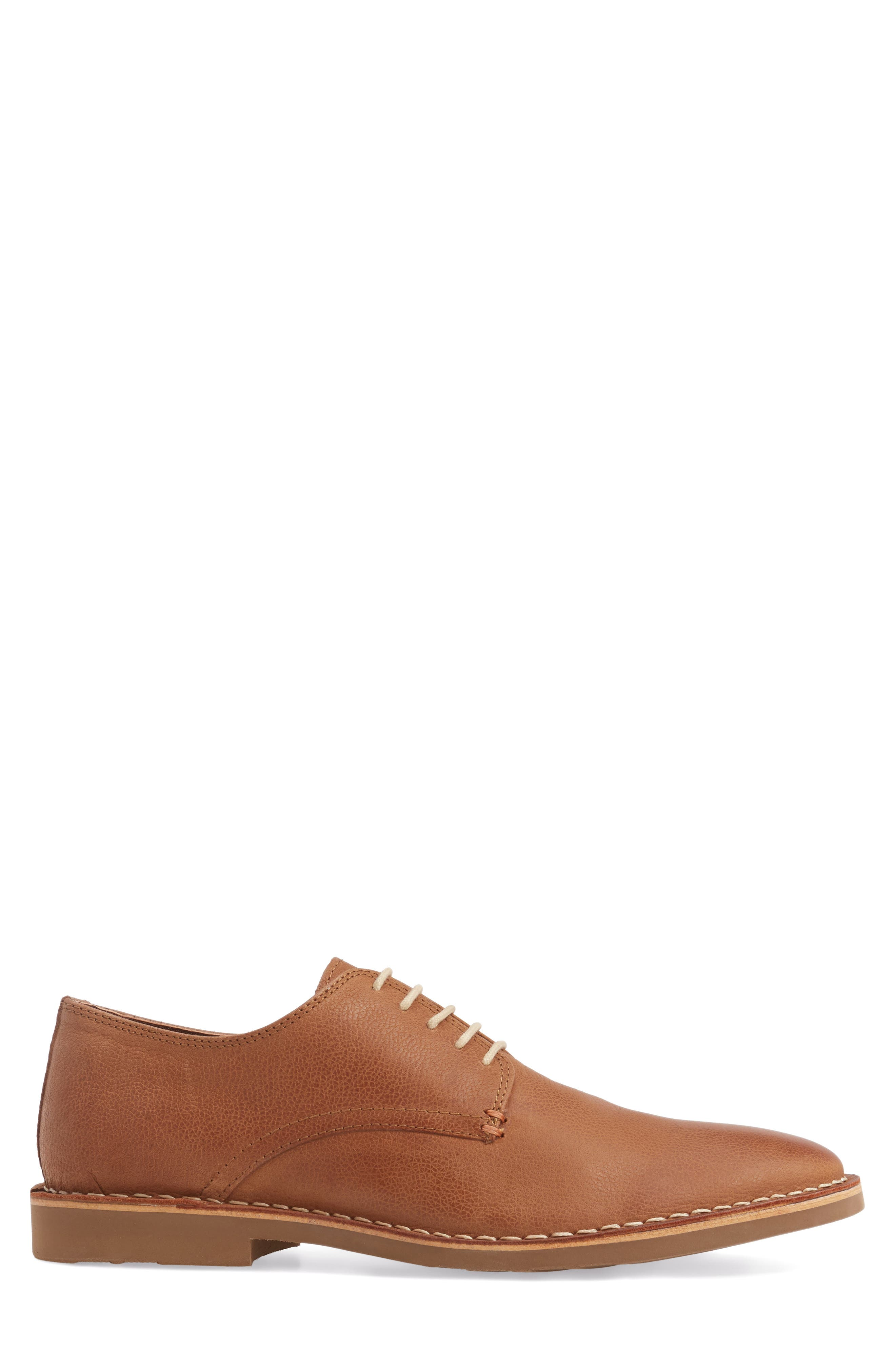 Kenneth Cole New York En-Deer-ing Derby,                             Alternate thumbnail 3, color,                             Tan Leather