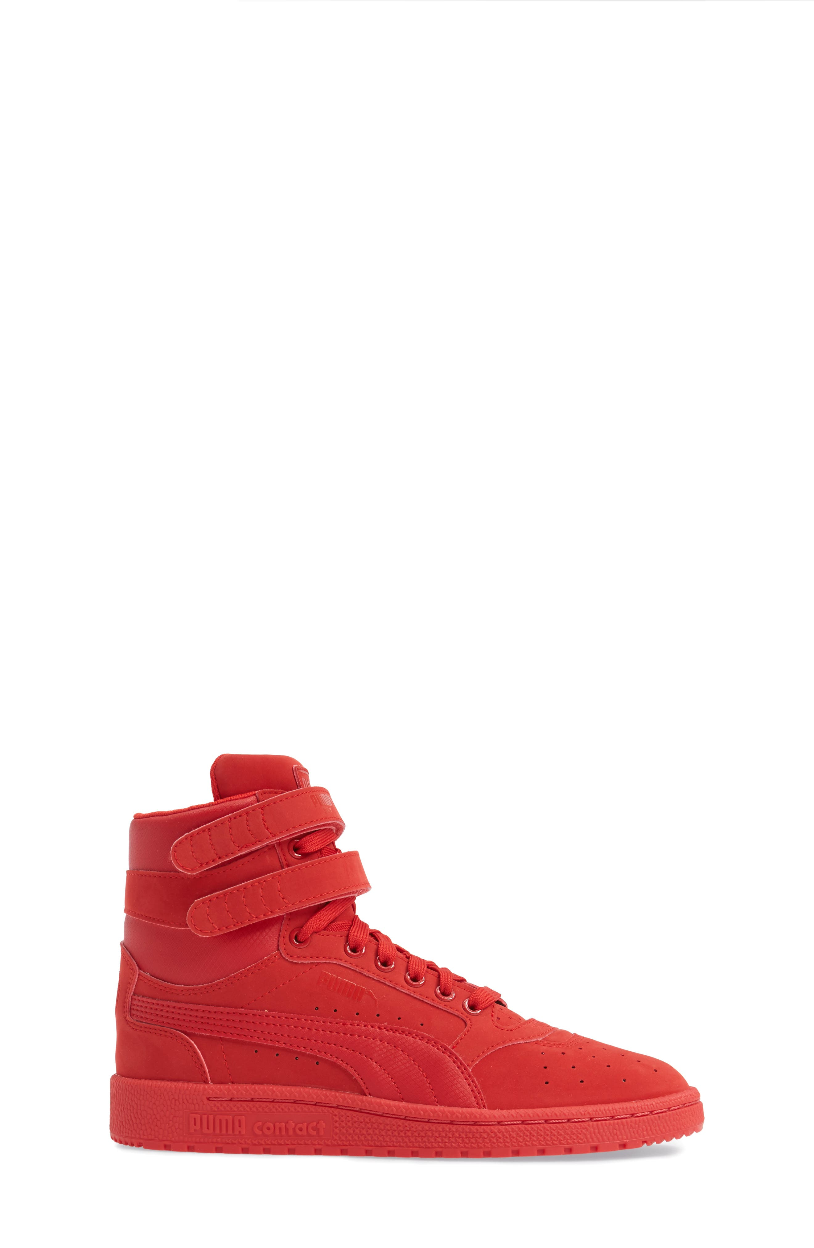 Alternate Image 3  - PUMA Ski II High Top Sneaker (Big Kid)