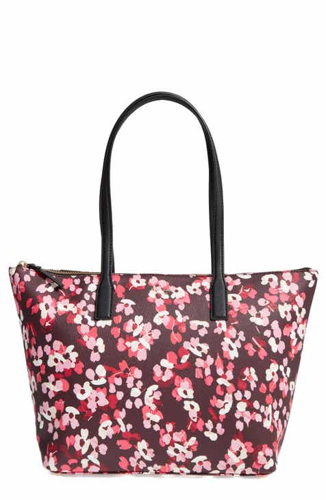 kate spade new york young lane - nyssa coated canvas tote 1e2f11a3af