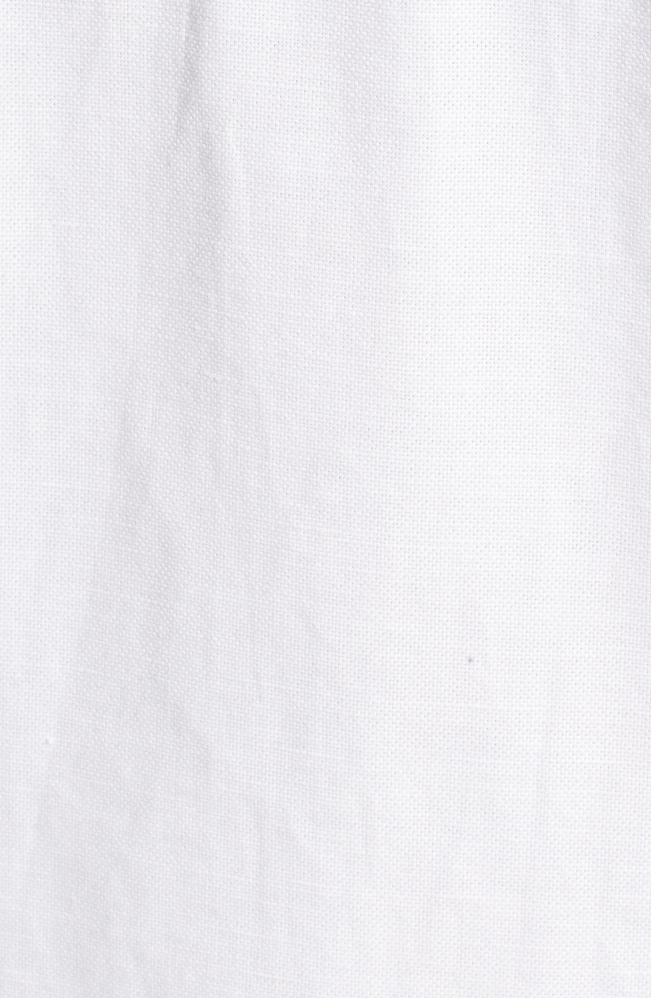 Alternate Image 5  - Tommy Bahama Embroidered Linen & Cotton Shift Dress