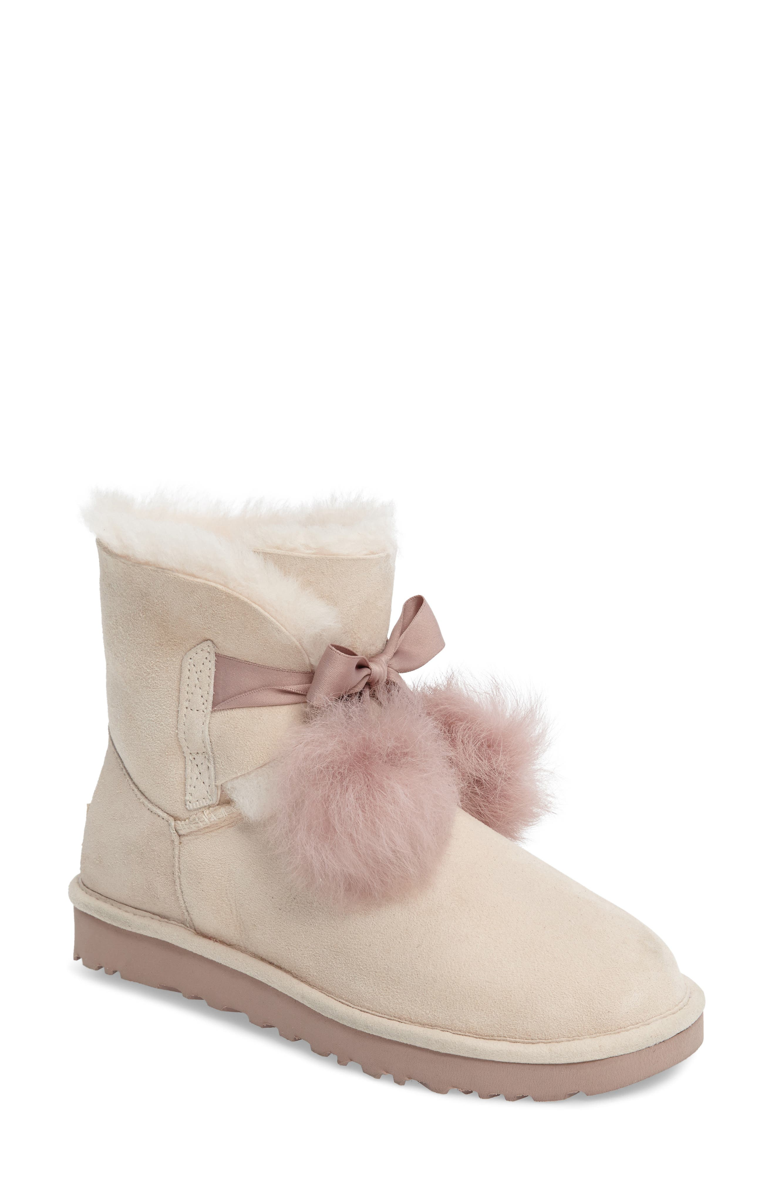 UGG® Gita Genuine Shearling Boot (Women)