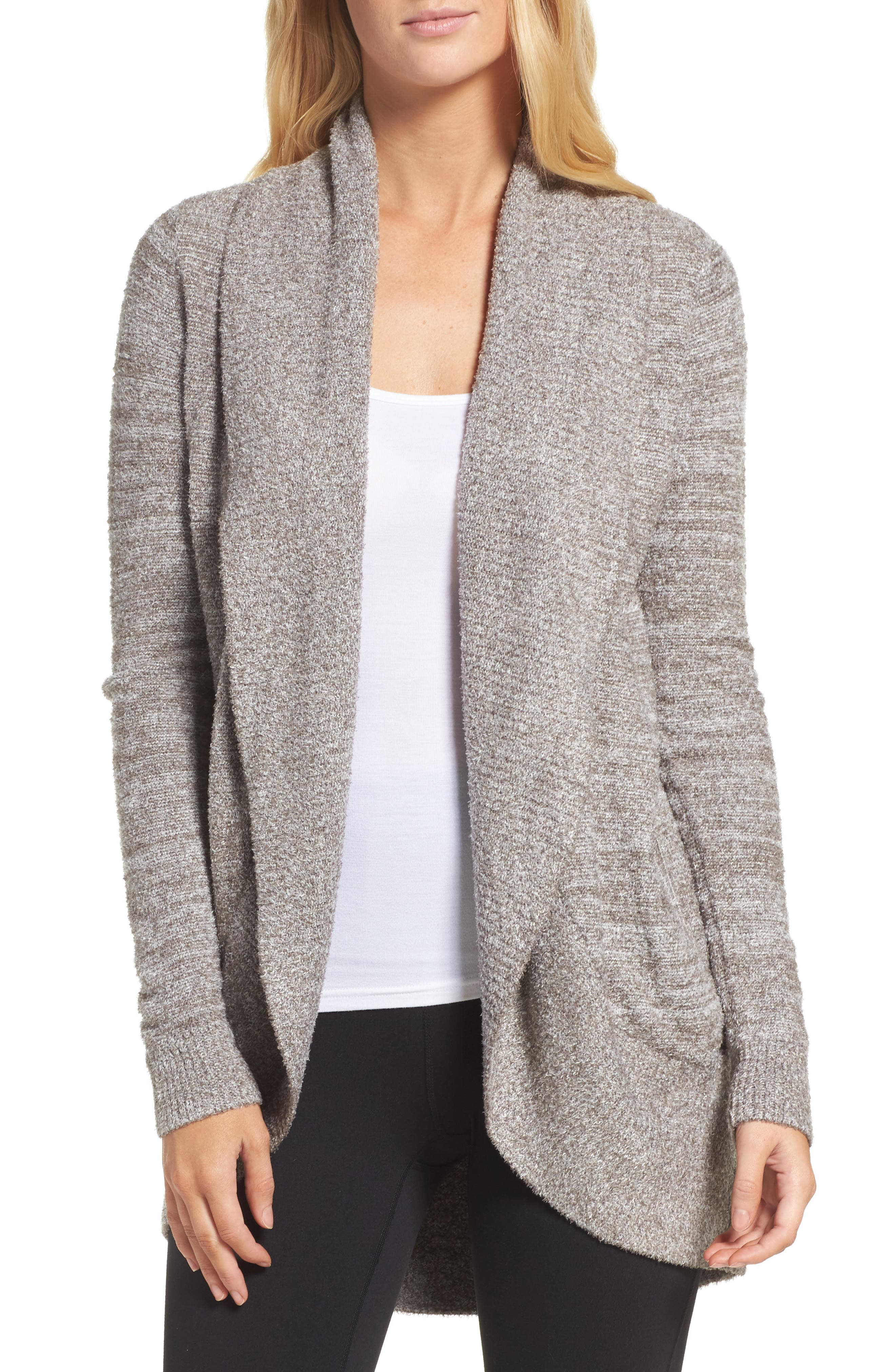 Barefoot Dreams® CozyChic Lite® Circle Cardigan