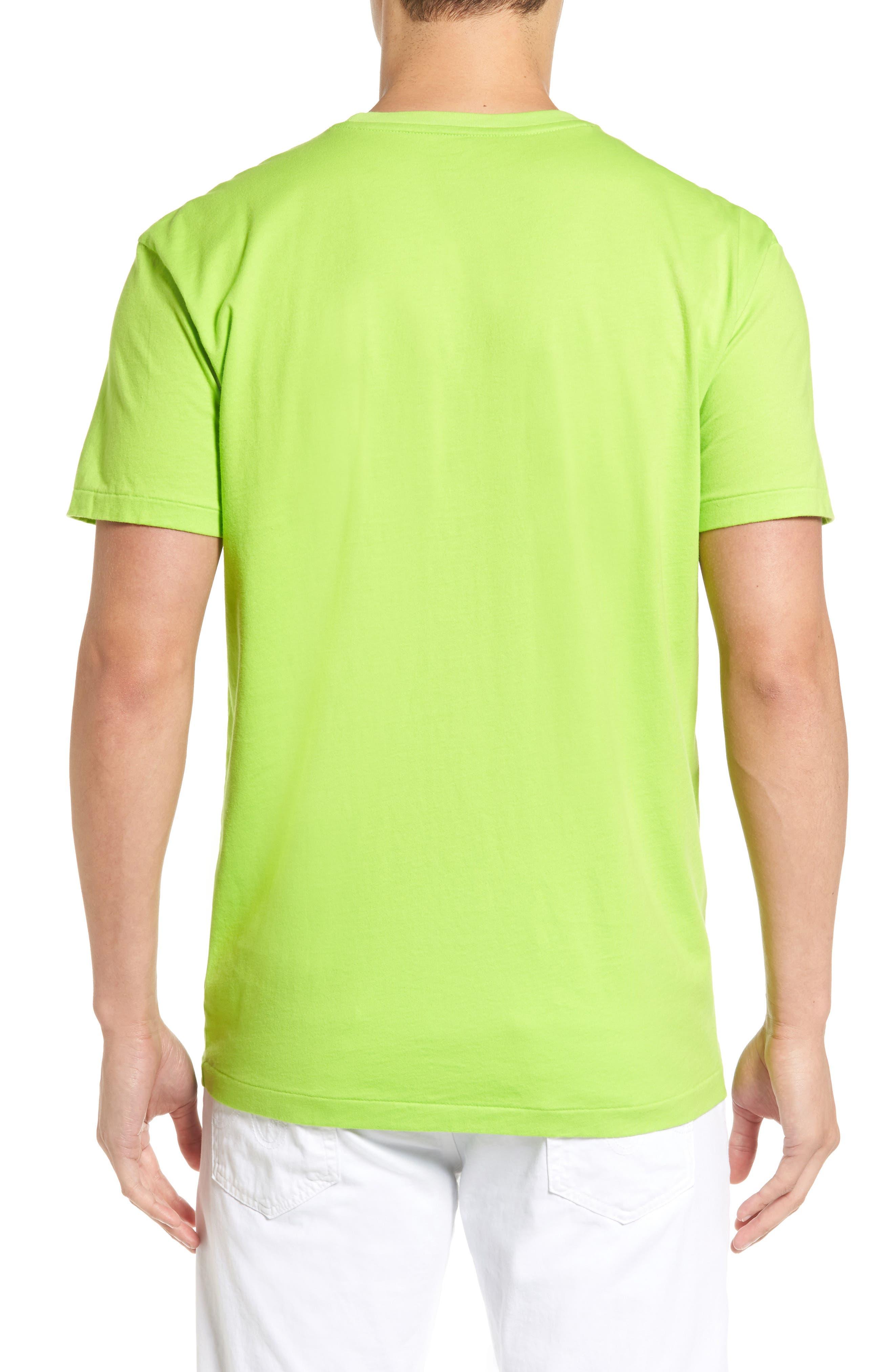Markham Square T-Shirt,                             Alternate thumbnail 2, color,                             Marathon Green