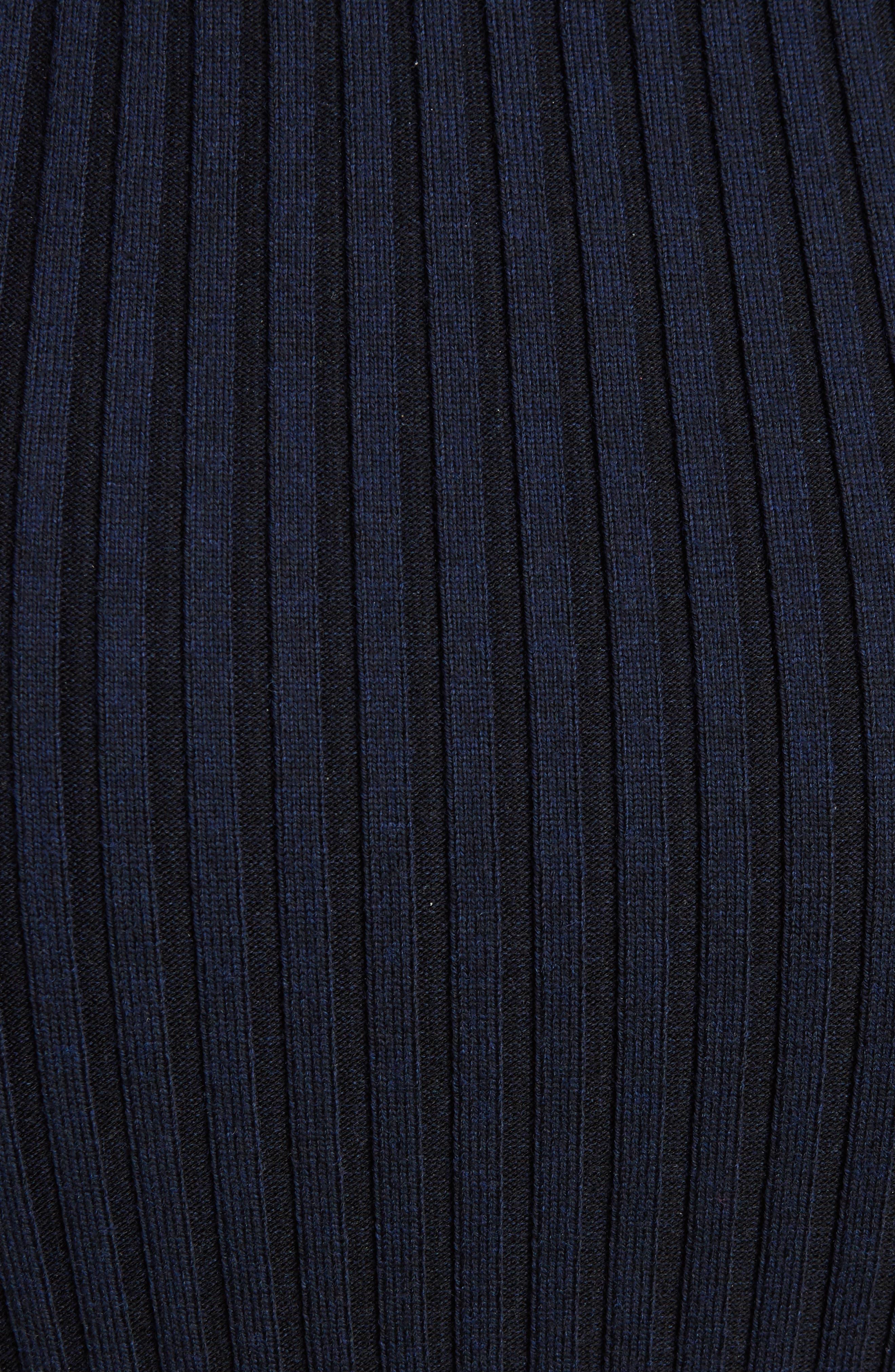 Alternate Image 6  - KENZO Body-Con Maxi Skirt