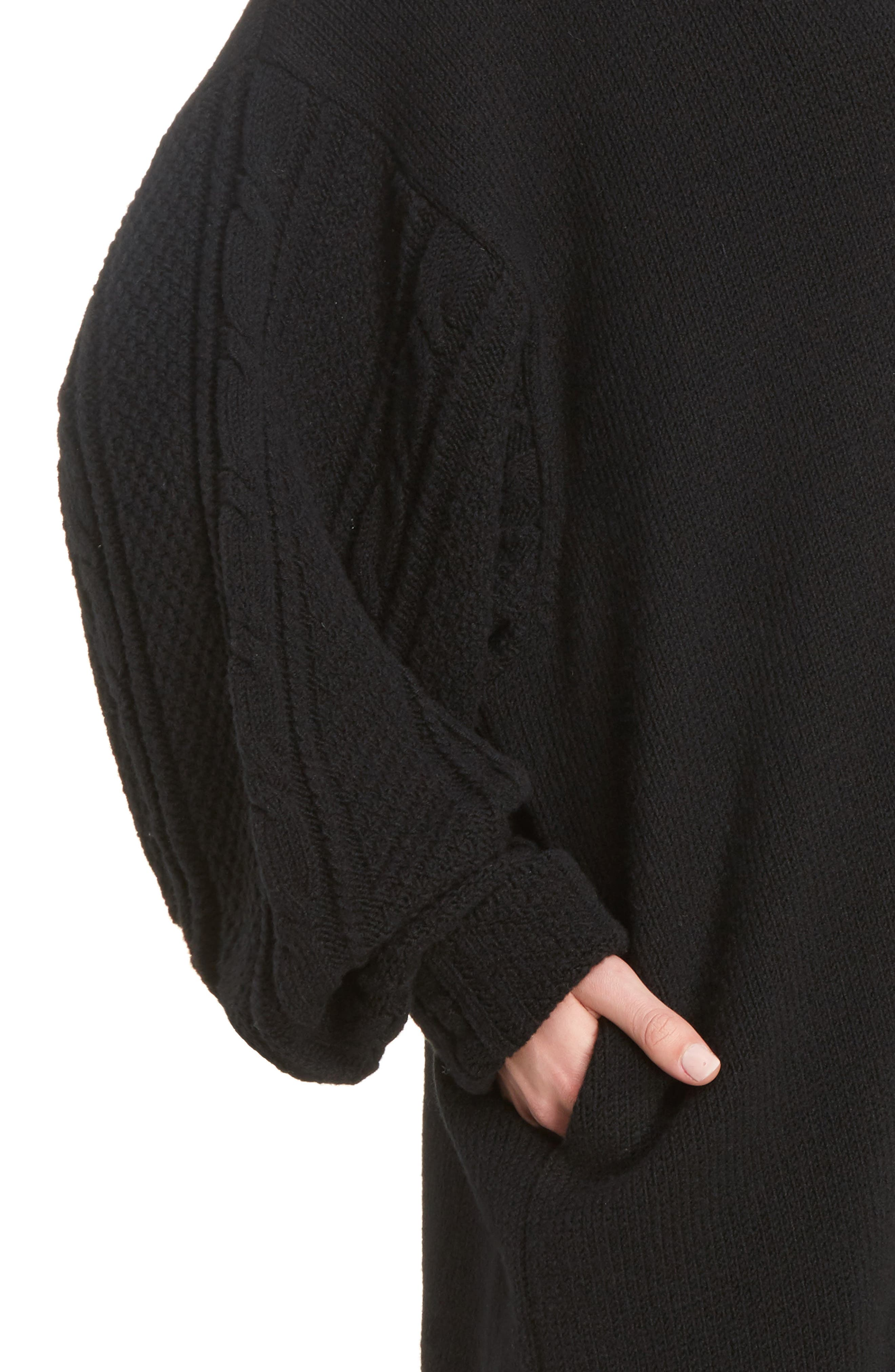 Alternate Image 5  - Y's by Yohji Yamamoto Alan Button Cardigan