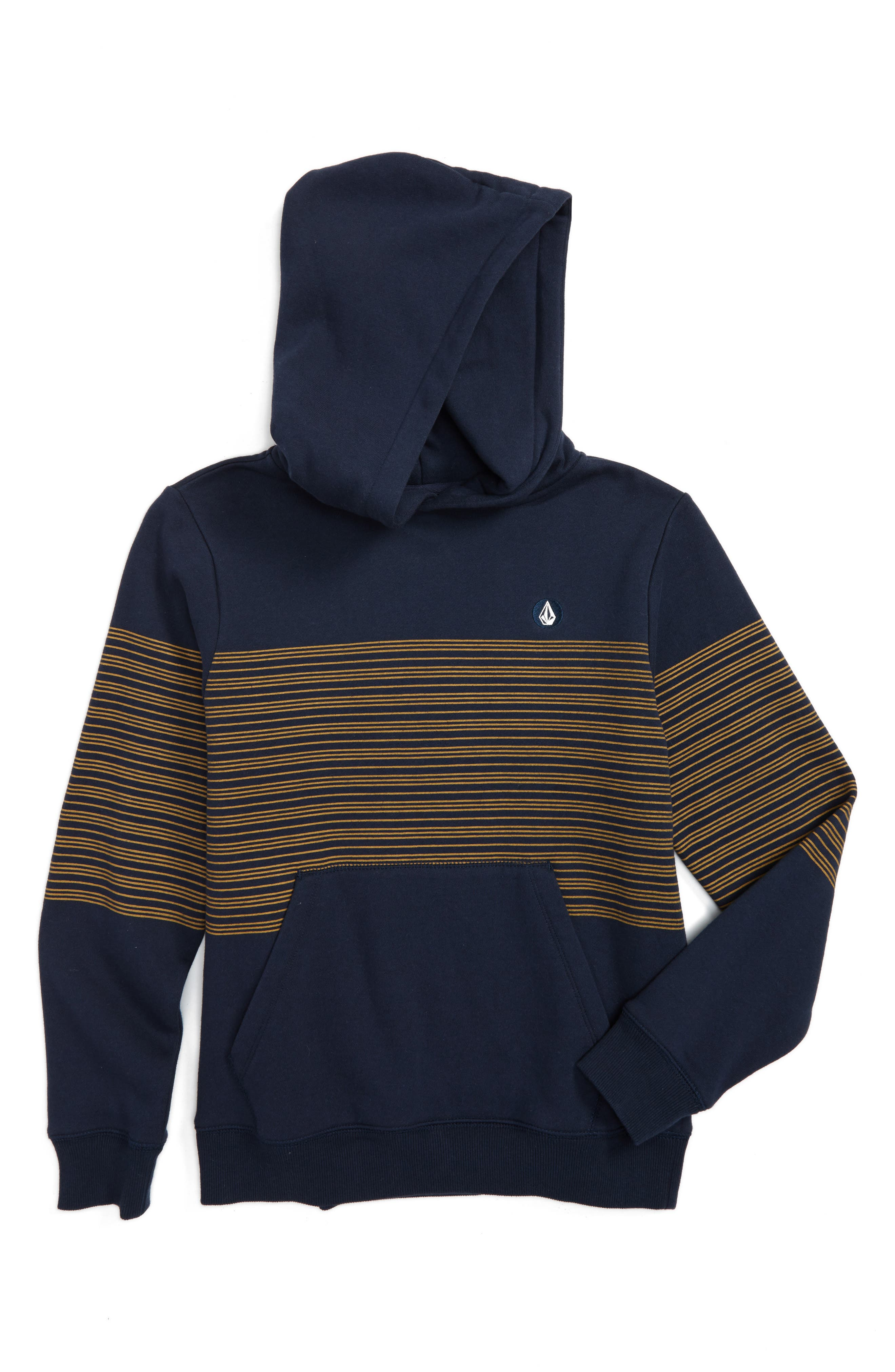 Volcom Threezy Hoodie (Toddler Boys, Little Boys & Big Boys)