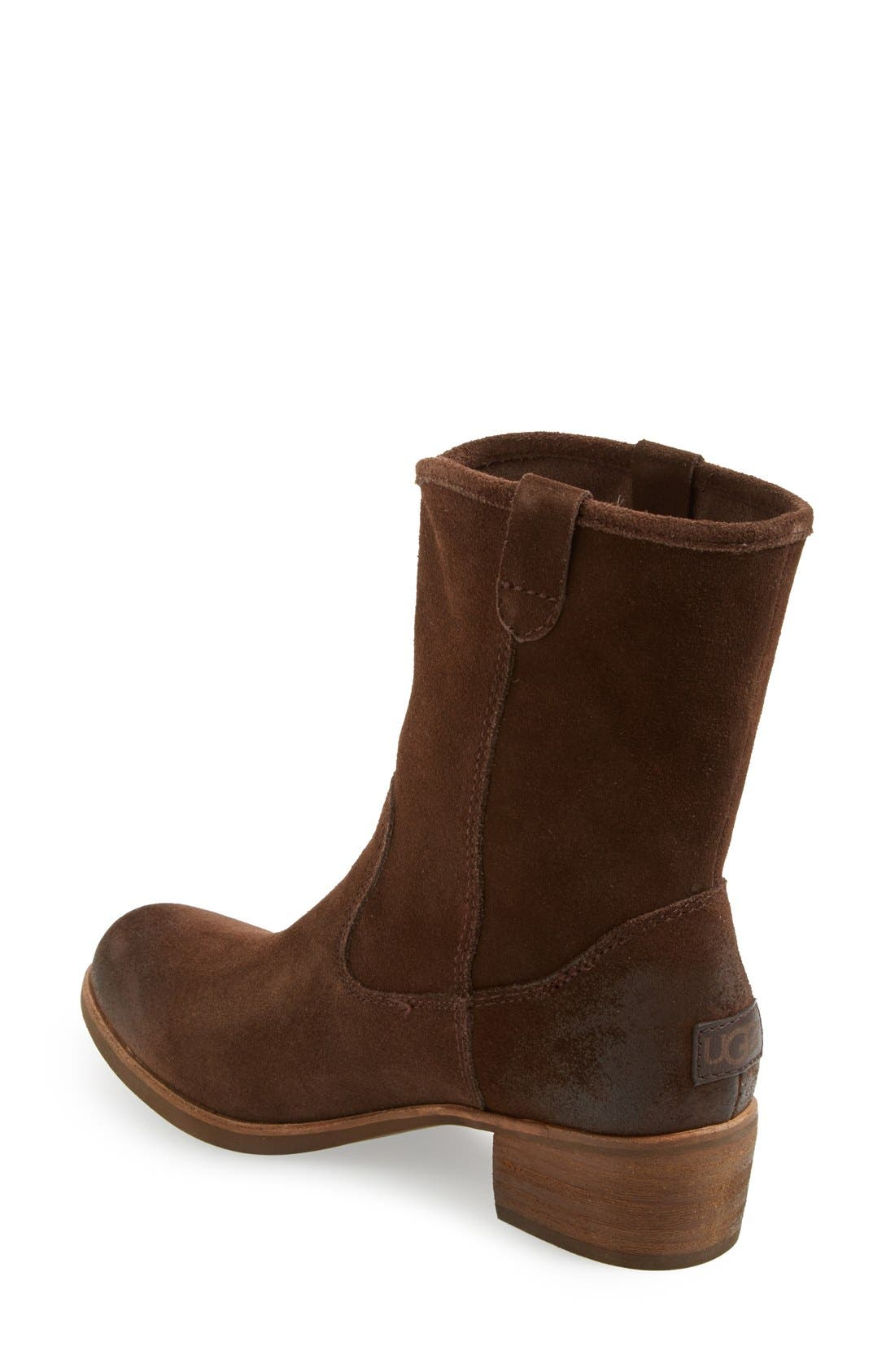 Alternate Image 2  - UGG® Australia 'Rioni' Mid Boot (Women)