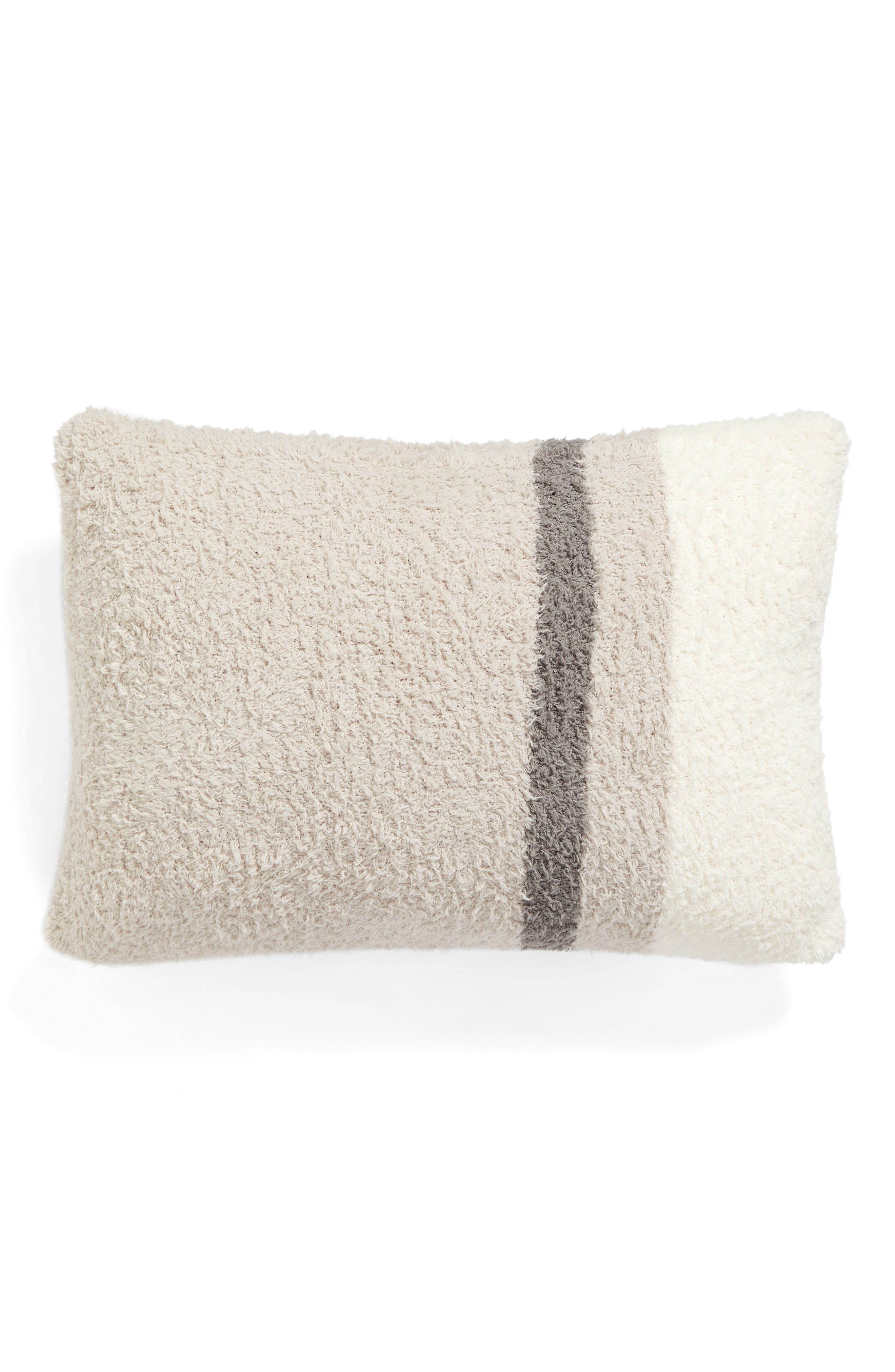 Barefoot Dreams® Cozychic® Block Stripe Accent Pillow
