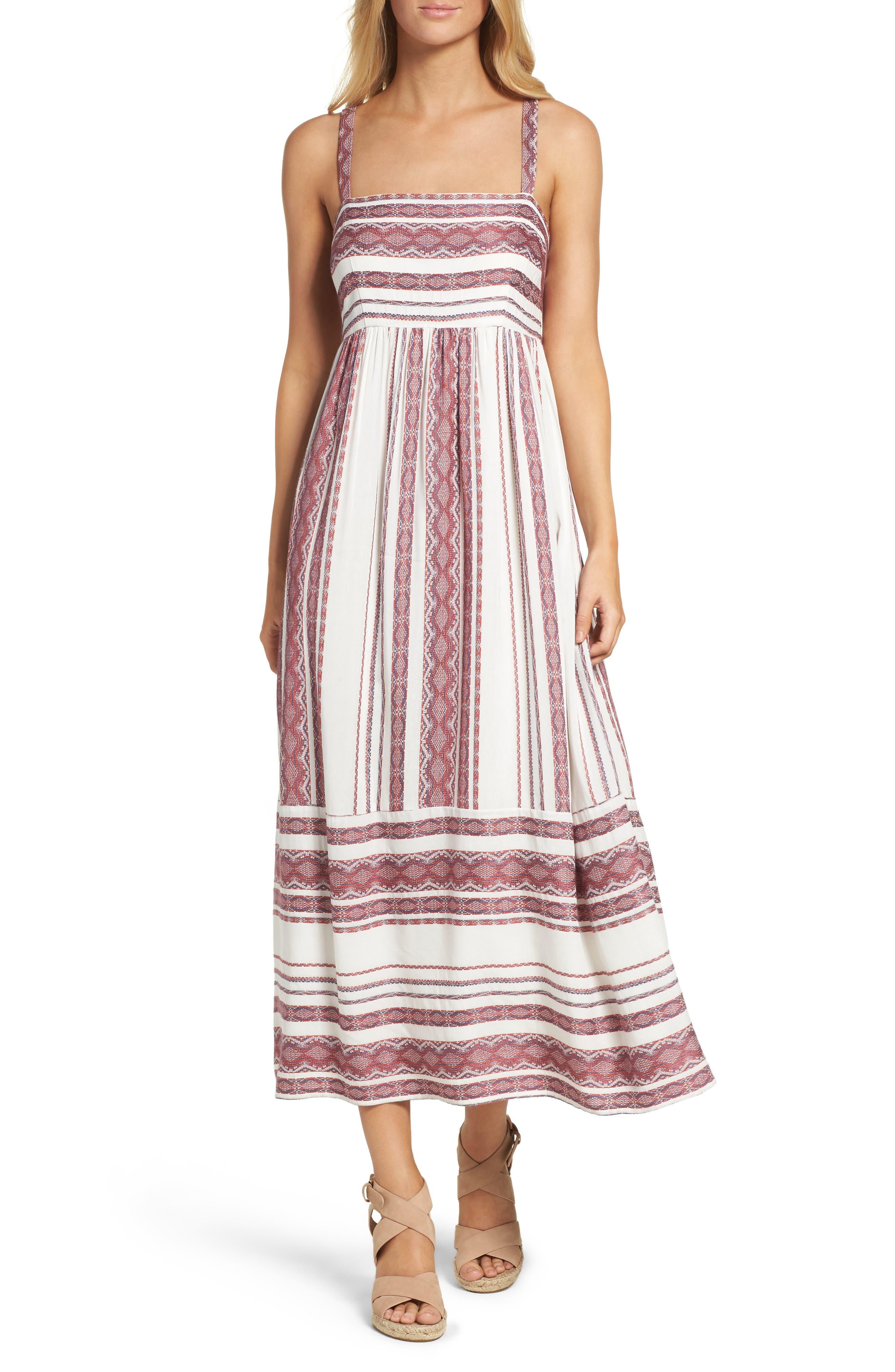Maggy London Stripe Sundress