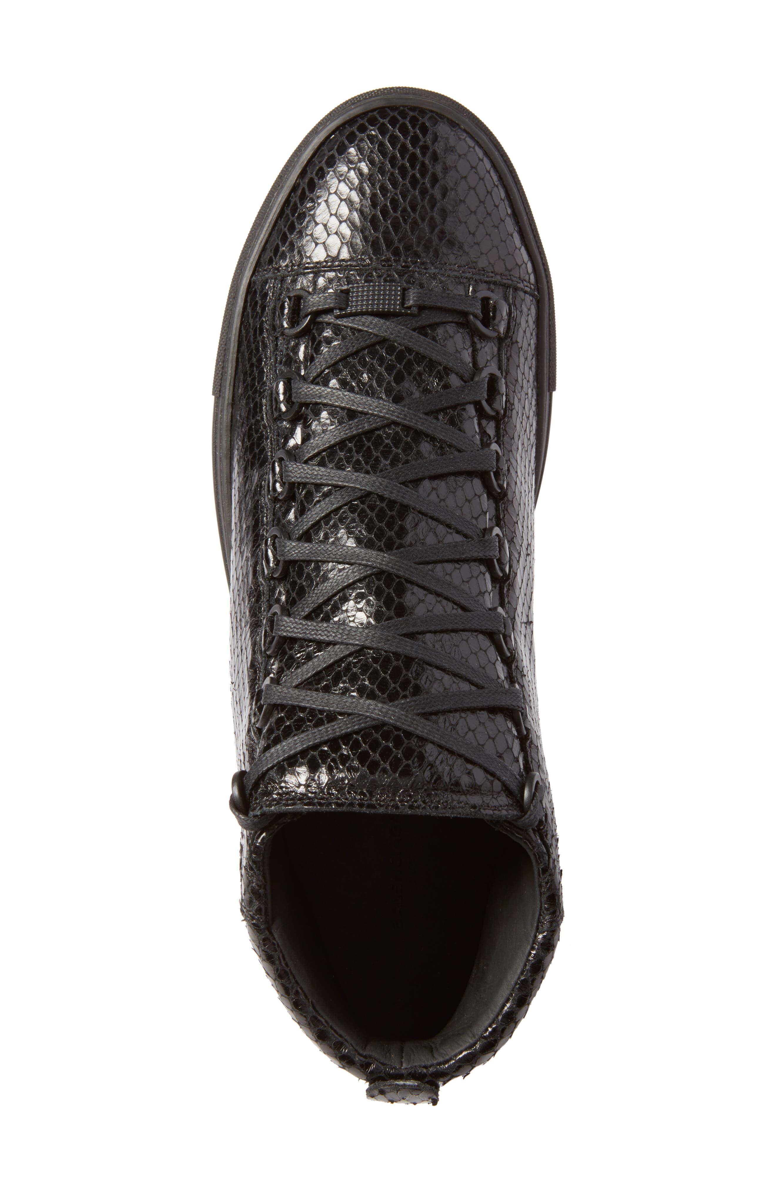 Alternate Image 5  - Balenciaga High Top Sneaker (Men)