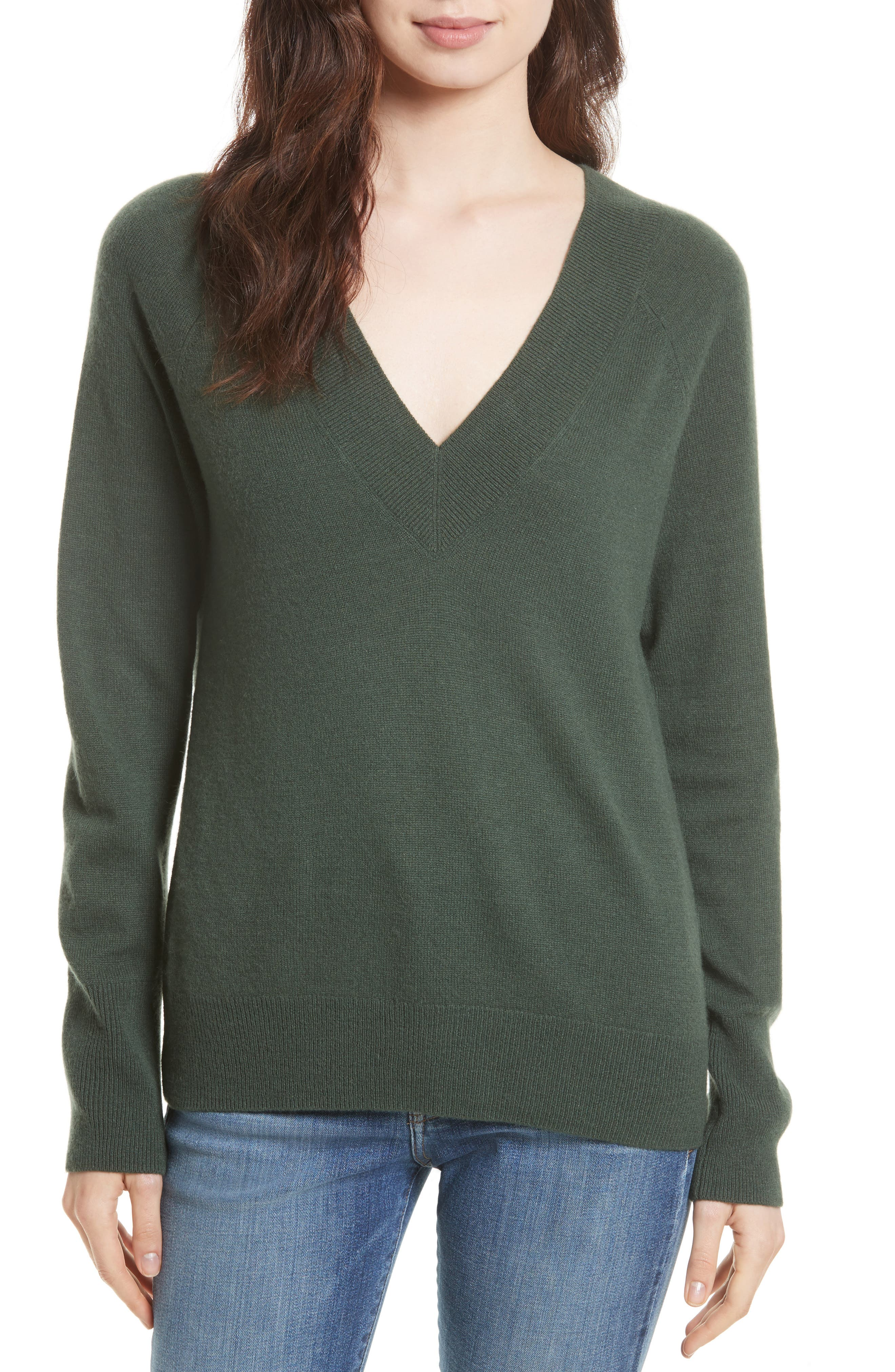 Equipment Dorothy Cashmere Pullover