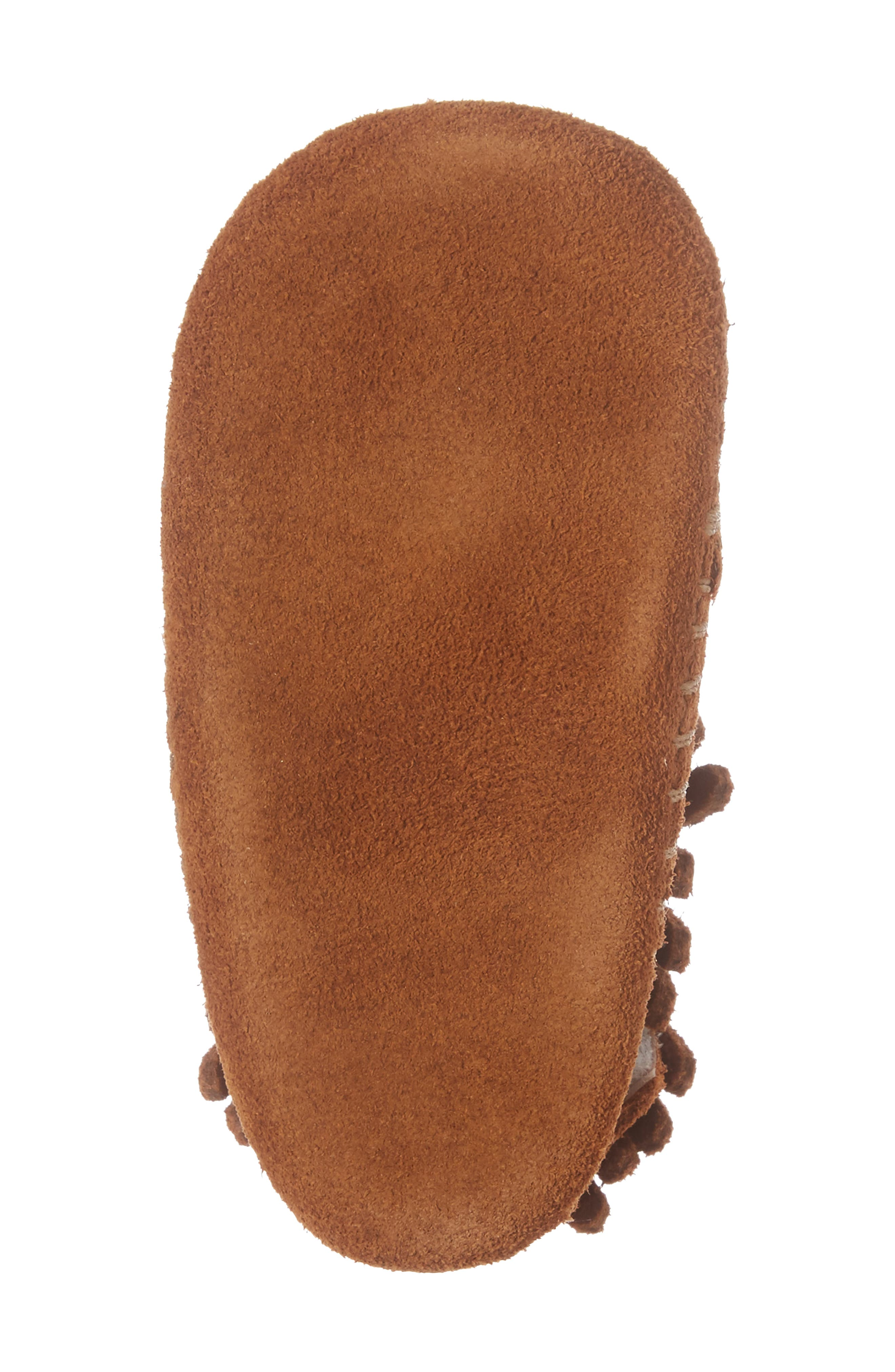 x Free Range Mama Sail into the Mystic Bootie,                             Alternate thumbnail 6, color,                             Brown Suede