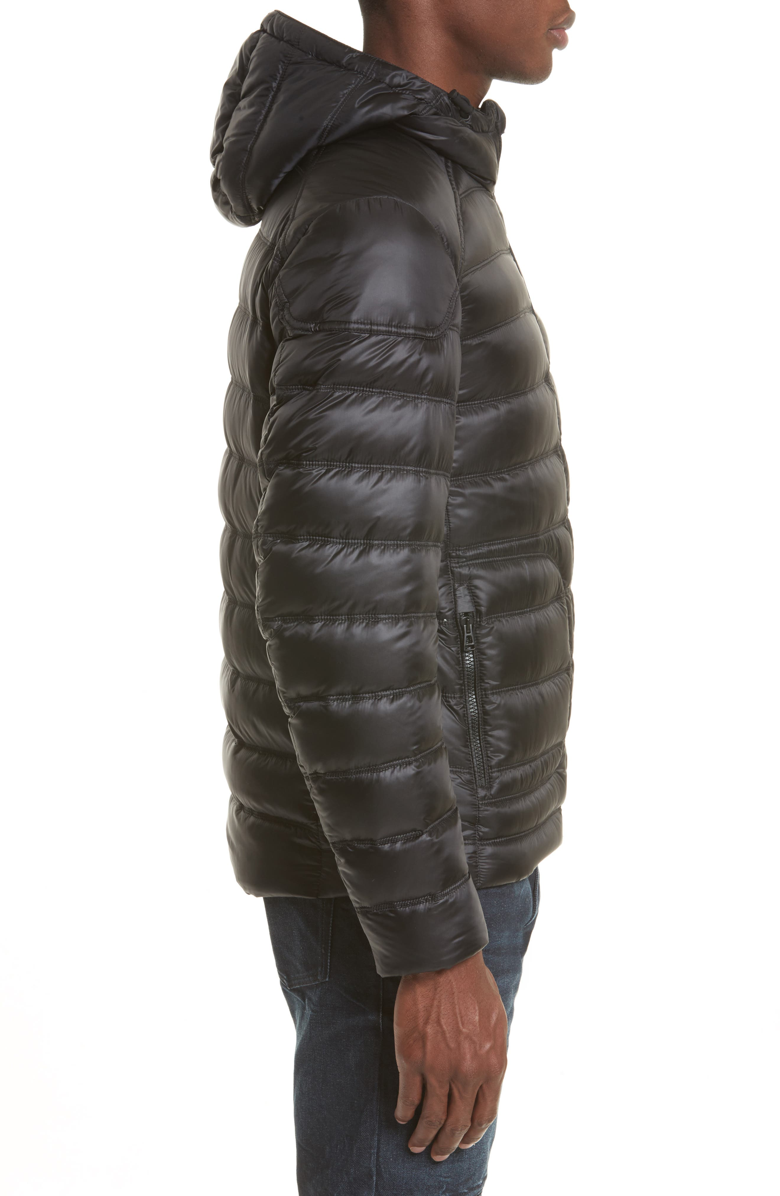 Alternate Image 3  - Belstaff Fullarton Hooded Down Jacket