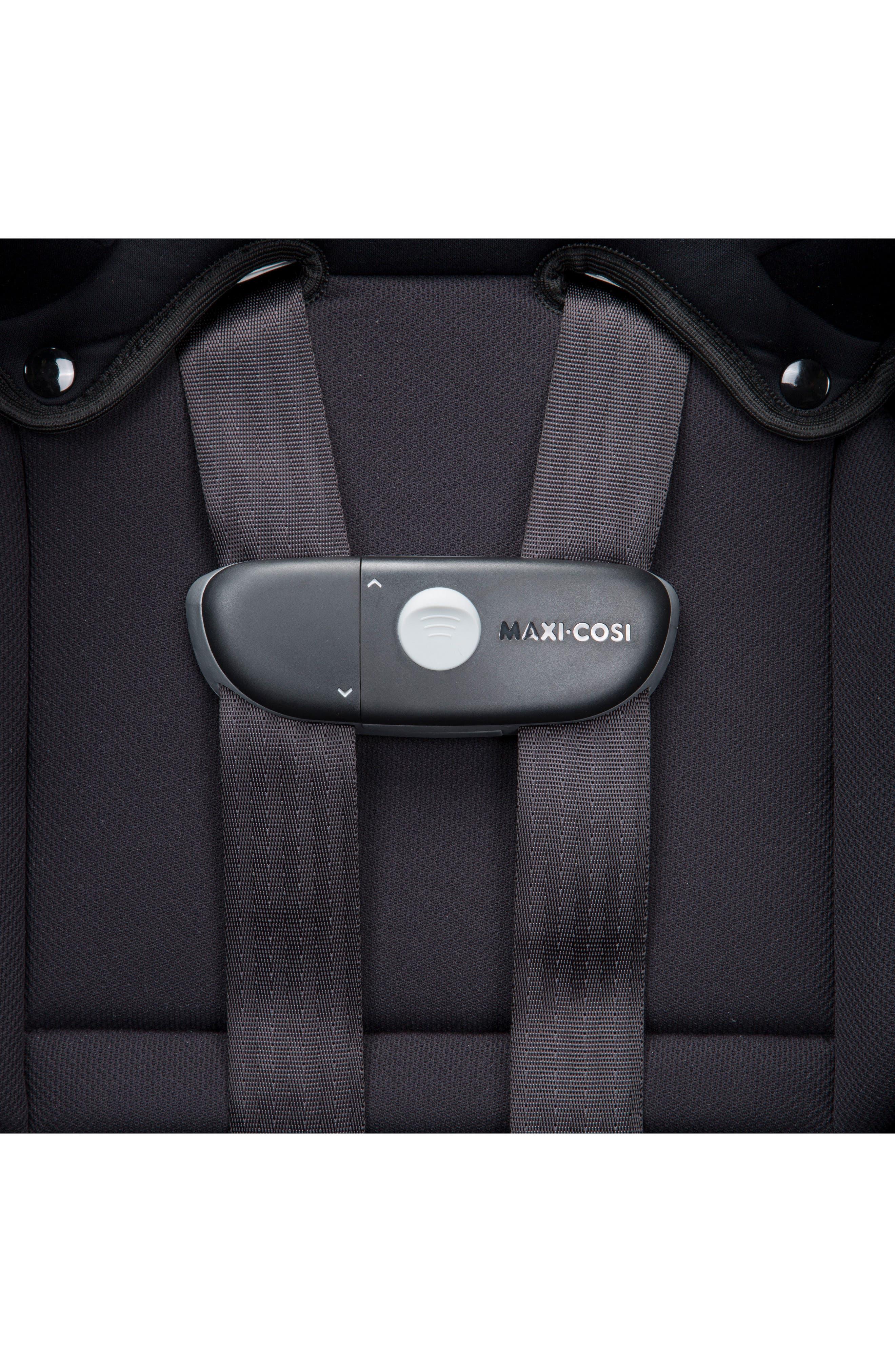 Pria<sup>™</sup> 85 Max Convertible Car Seat,                             Alternate thumbnail 8, color,                             Night Black