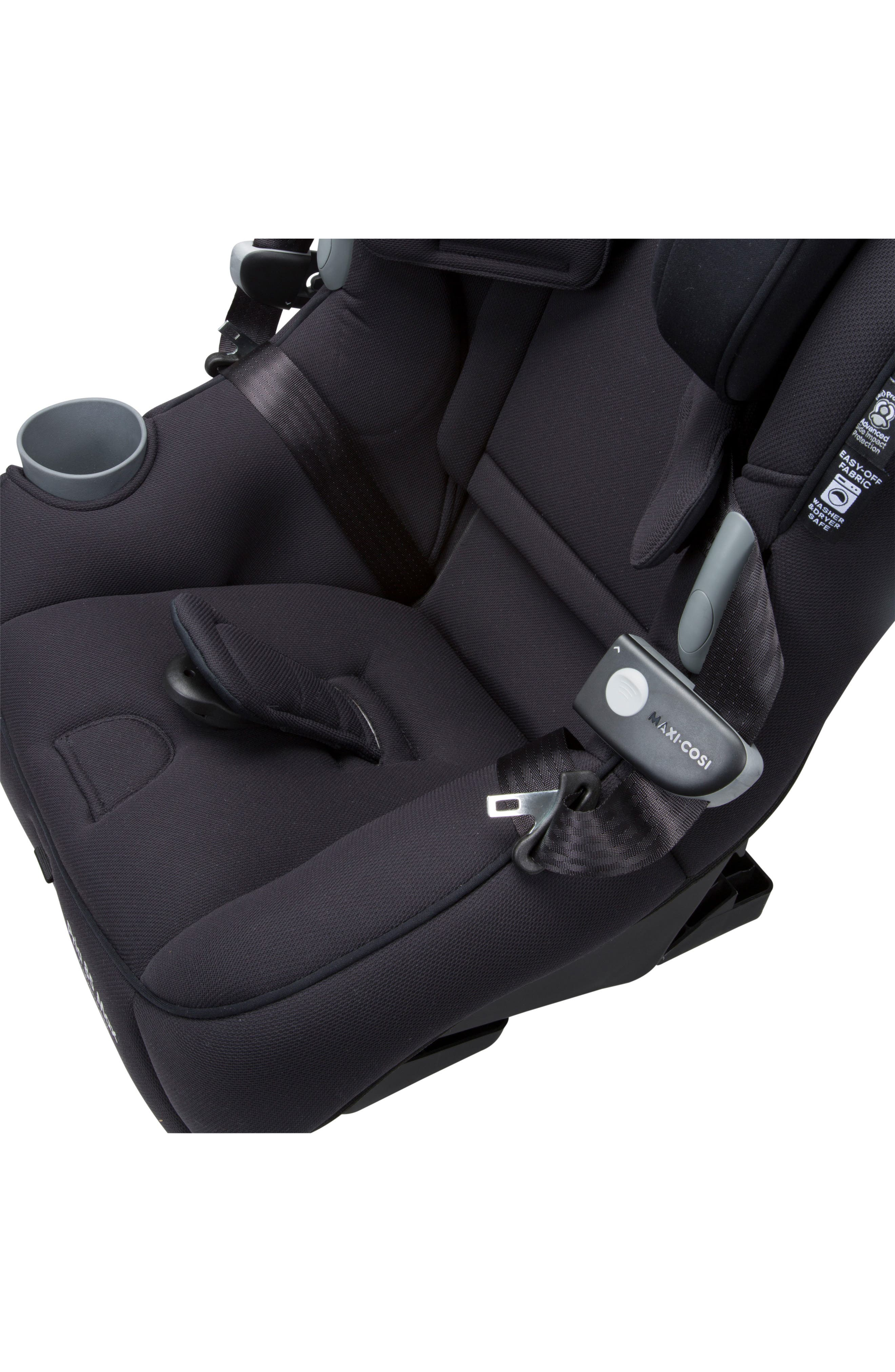 Pria<sup>™</sup> 85 Max Convertible Car Seat,                             Alternate thumbnail 10, color,                             Night Black