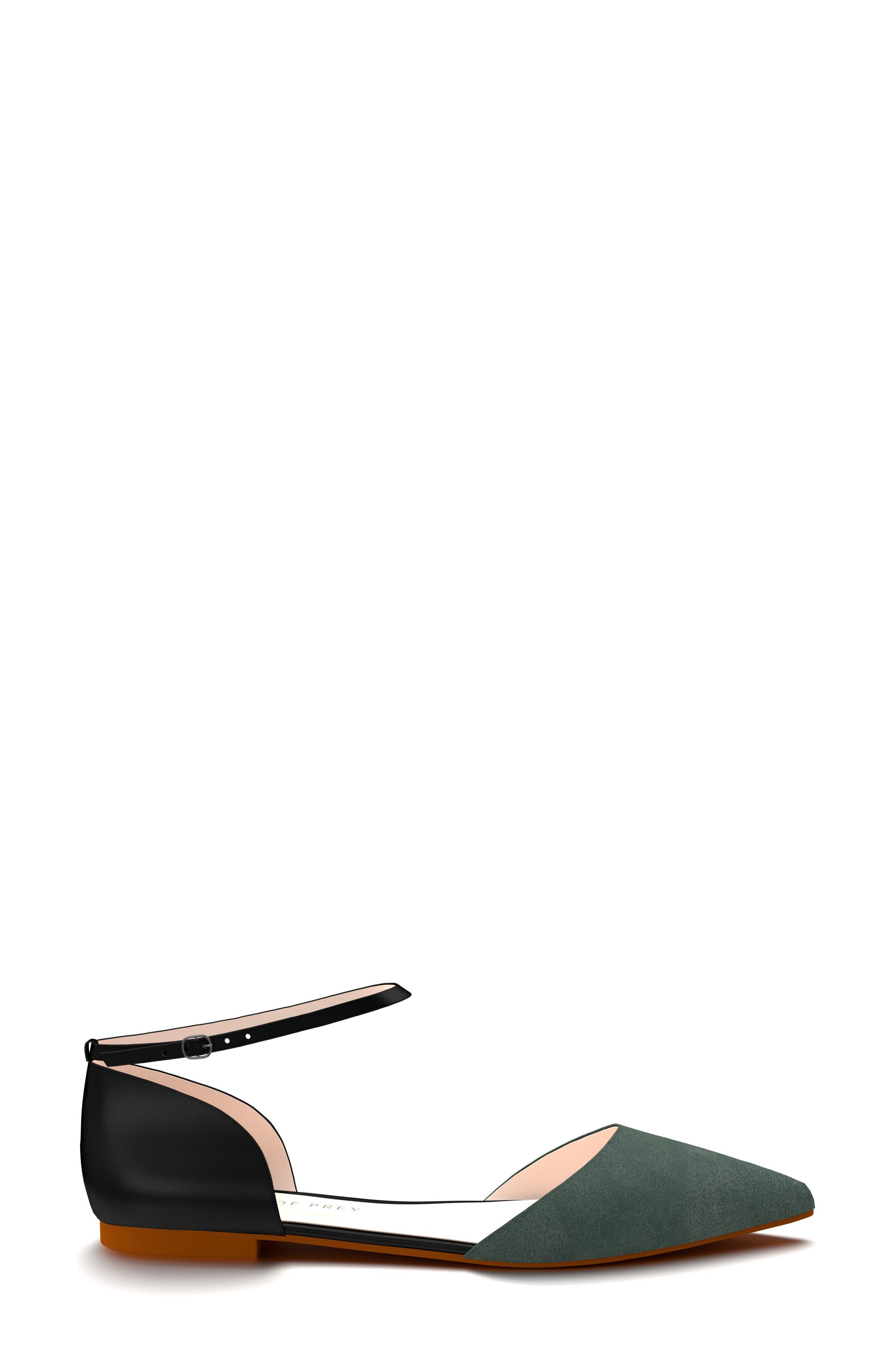 Alternate Image 2  - Shoes of Prey d'Orsay Flat (Women)