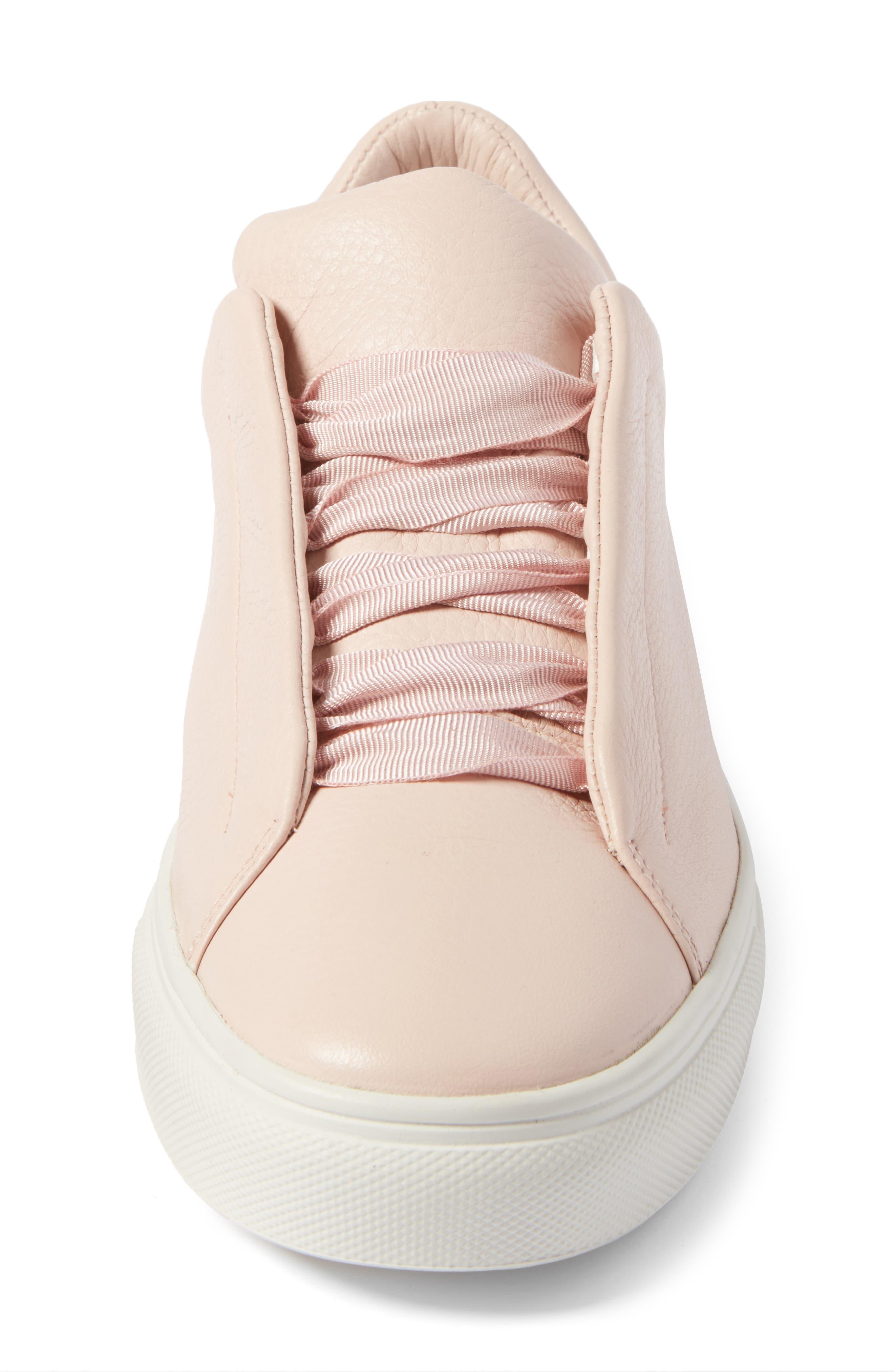 Alternate Image 4  - Kennel & Schmenger Basket Sneaker (Women)