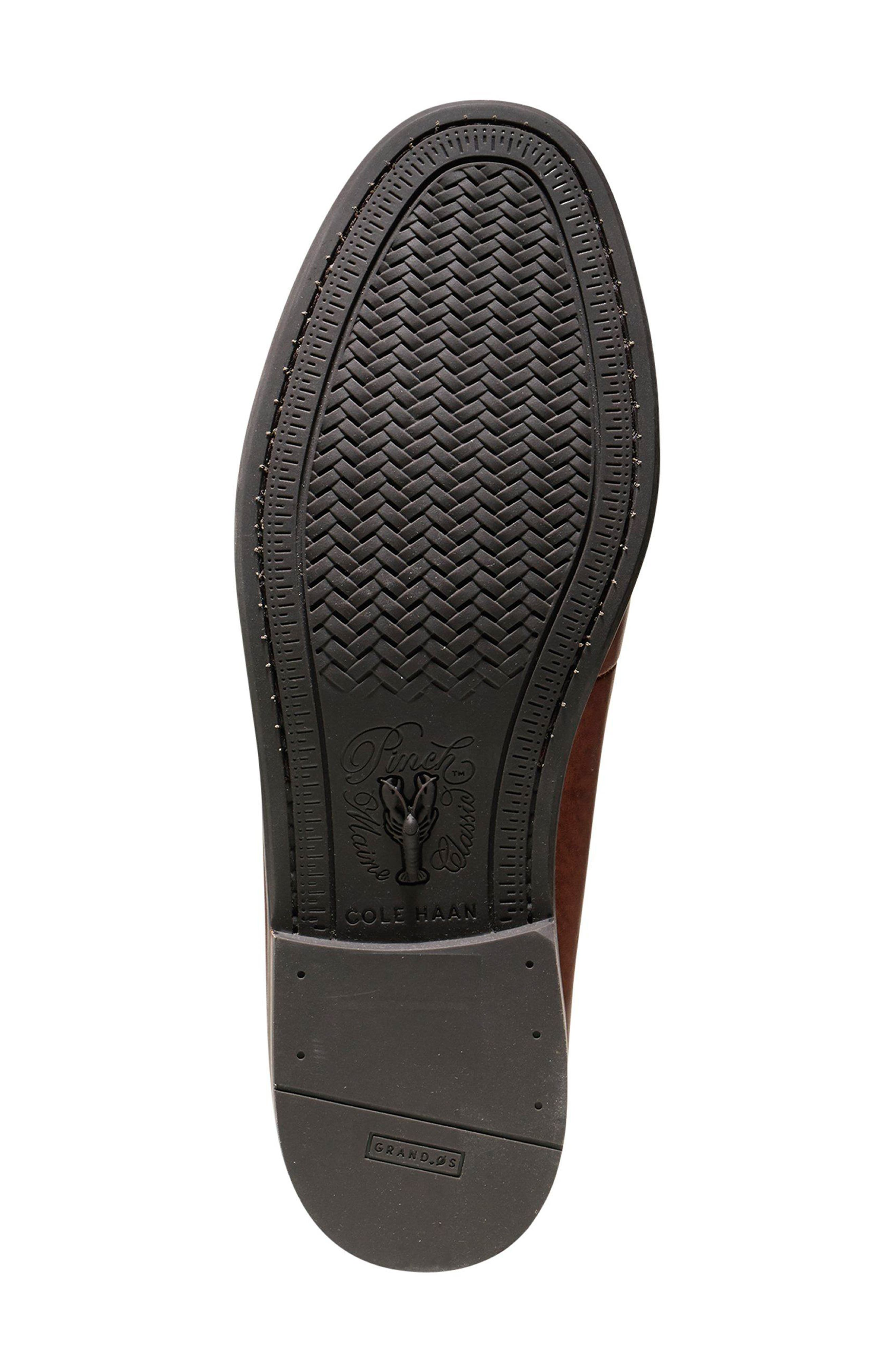 Alternate Image 5  - Cole Haan Pinch Friday Tassel Loafer (Men)