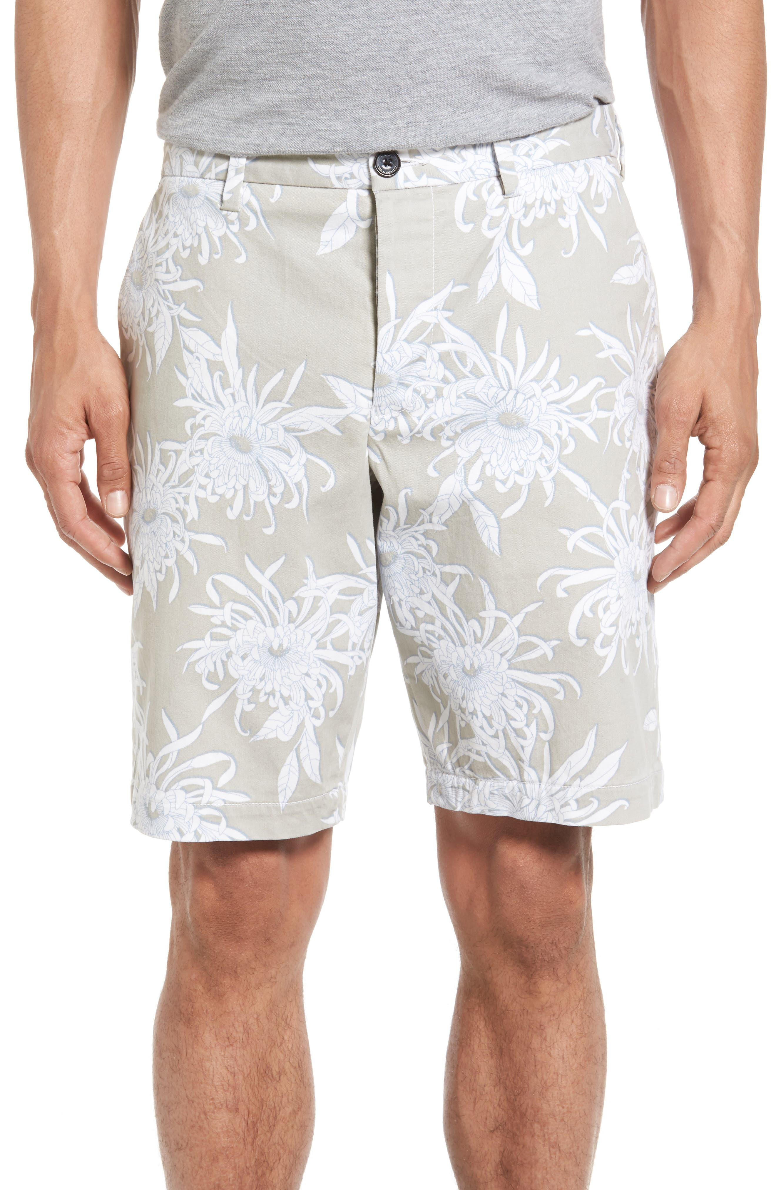 French Connection Cosmic Chrysanthemum Shorts