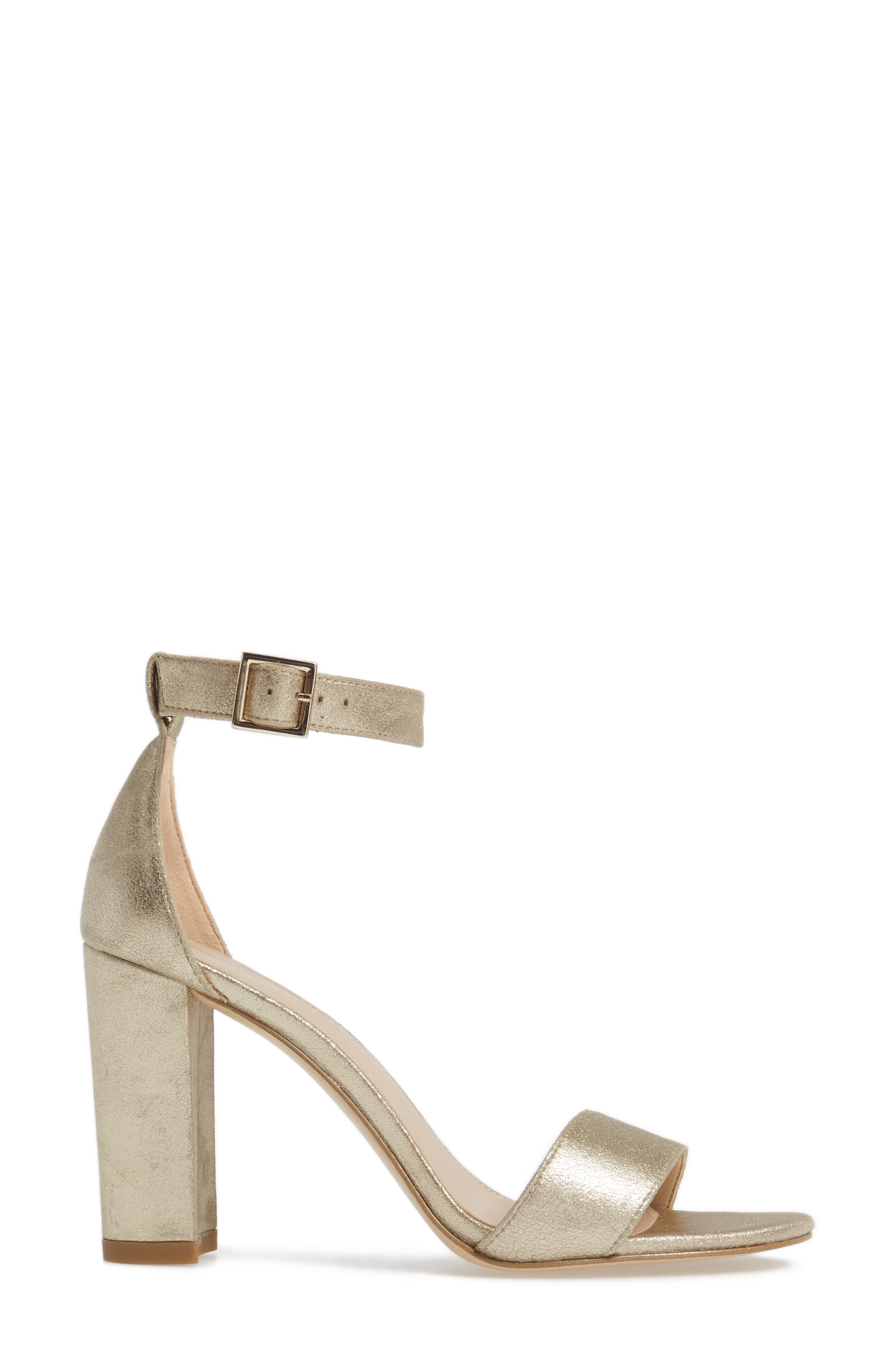 Alternate Image 3  - Pelle Moda 'Bonnie' Ankle Strap Sandal (Women)