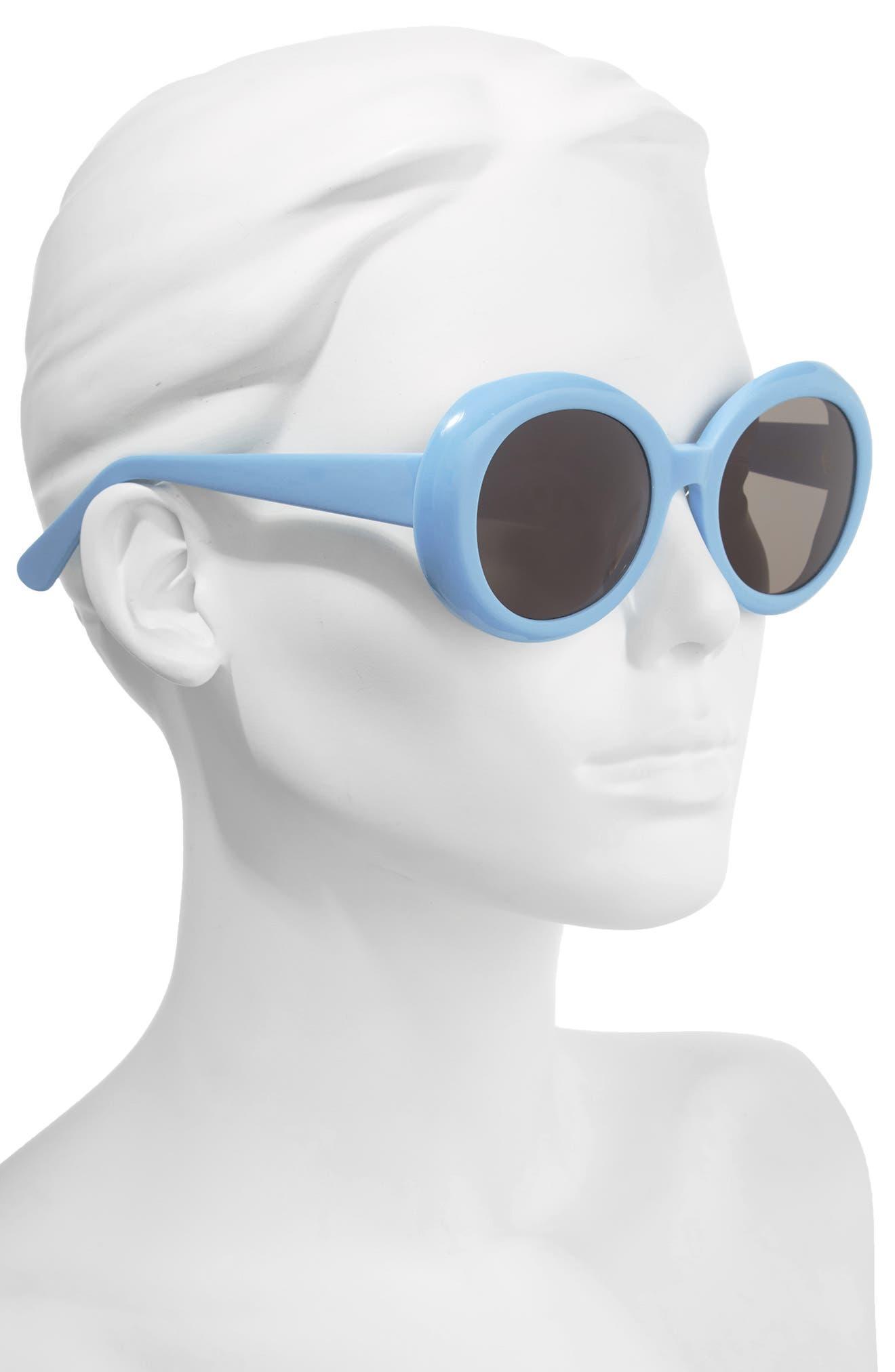 Alternate Image 2  - Gentle Monster Red Pocket 52mm Round Sunglasses