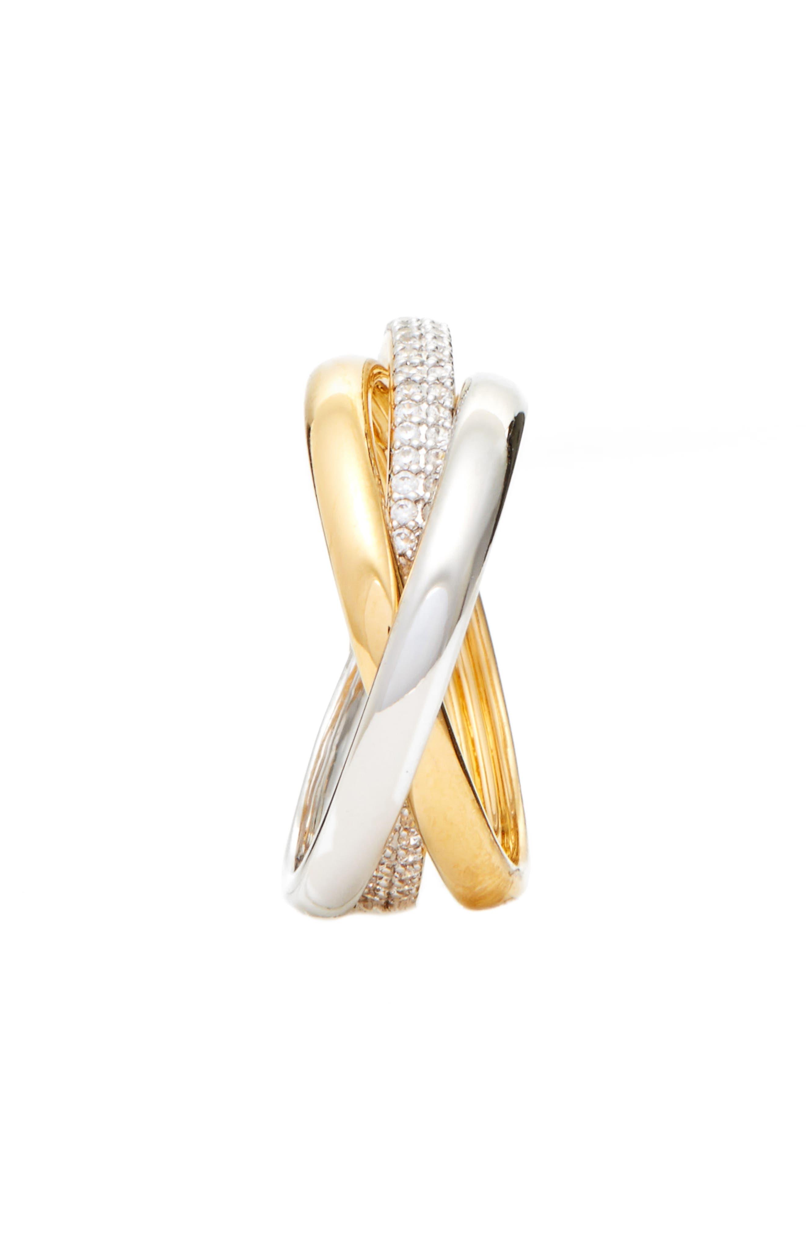 Alternate Image 2  - Nadri Trinity Pavé Ring