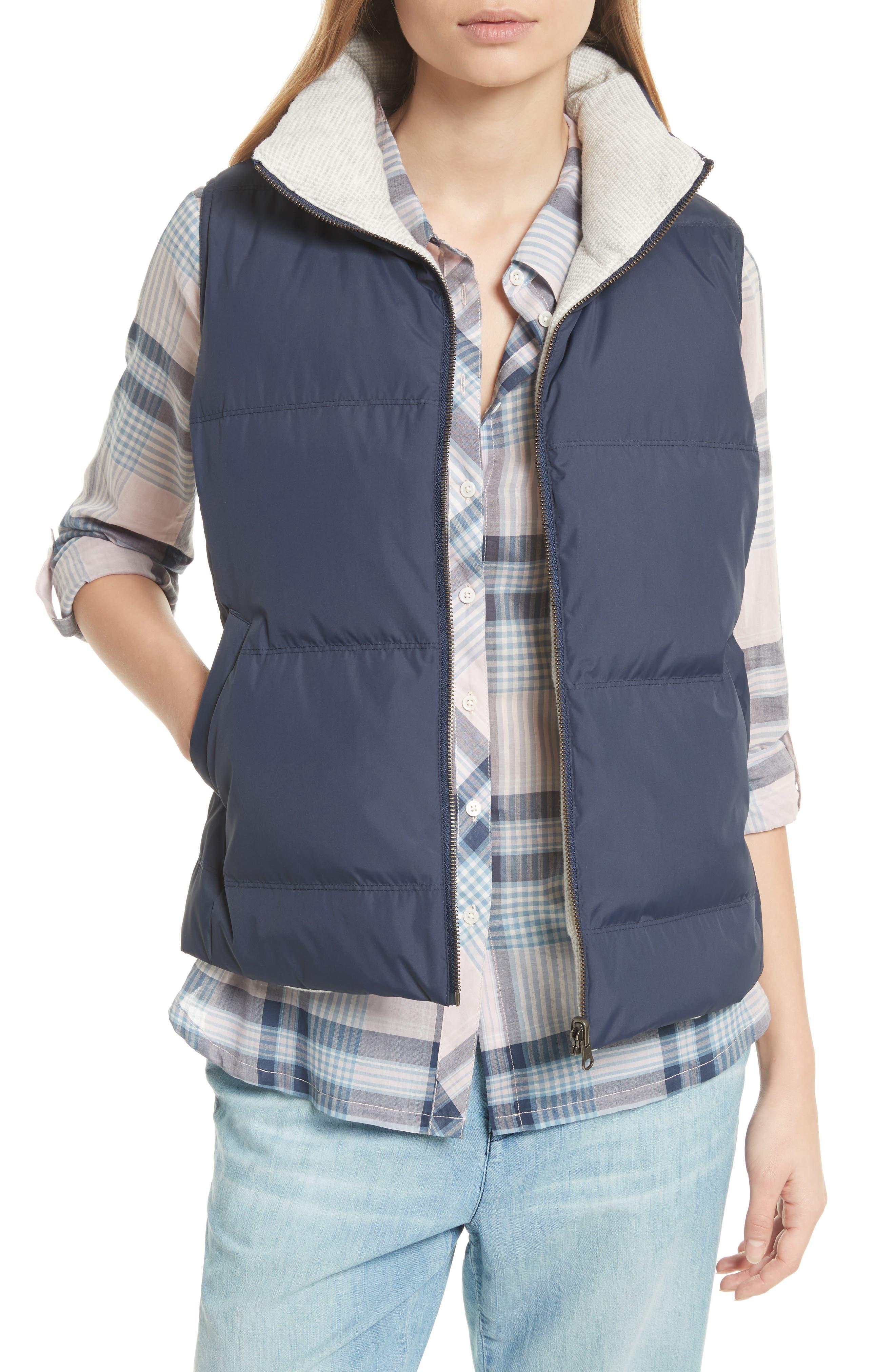 Alternate Image 1 Selected - Soft Joie Hendrick Reversible Down Vest