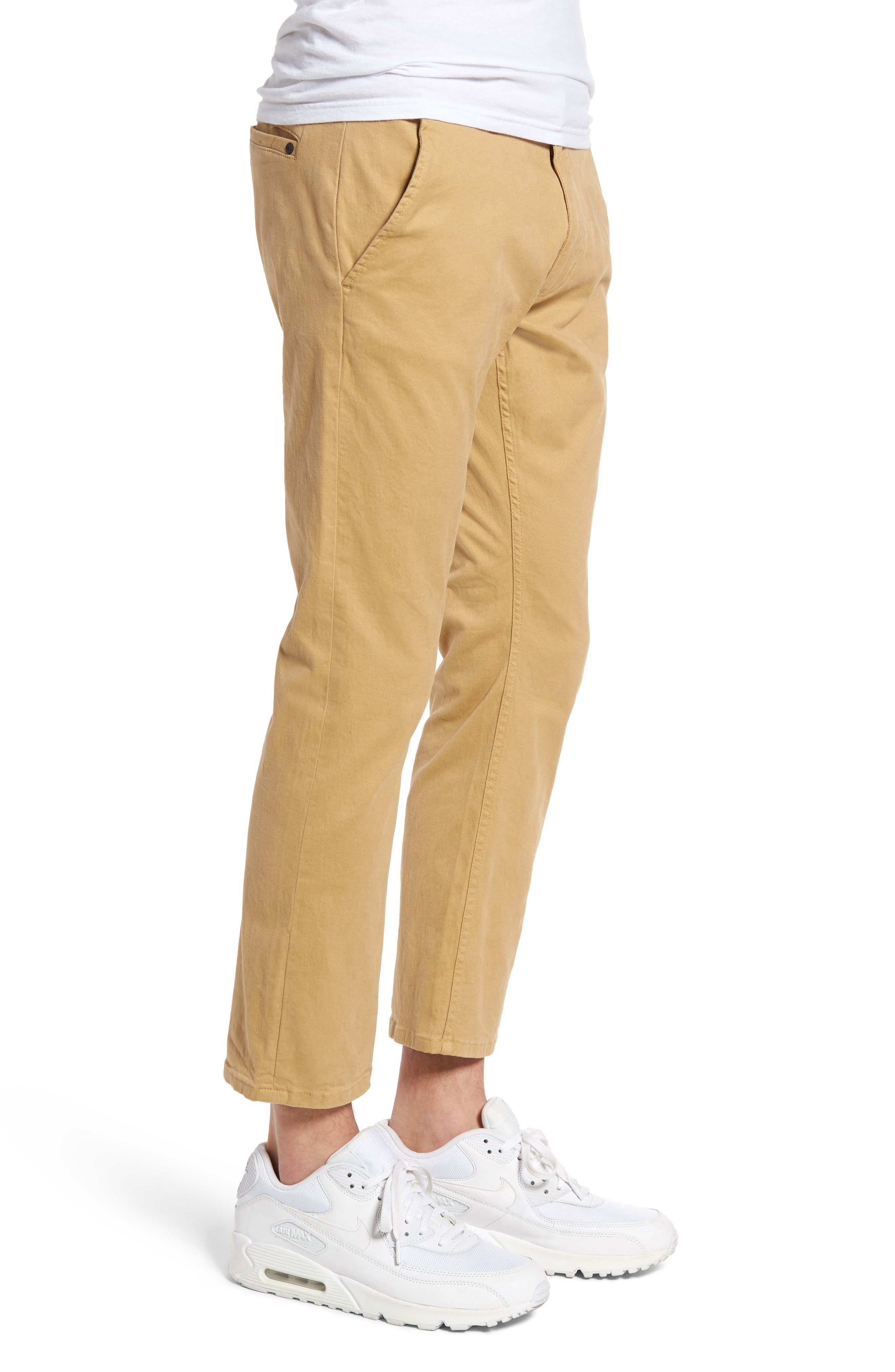 Alternate Image 3  - Imperial Motion Federal Cropped Chinos