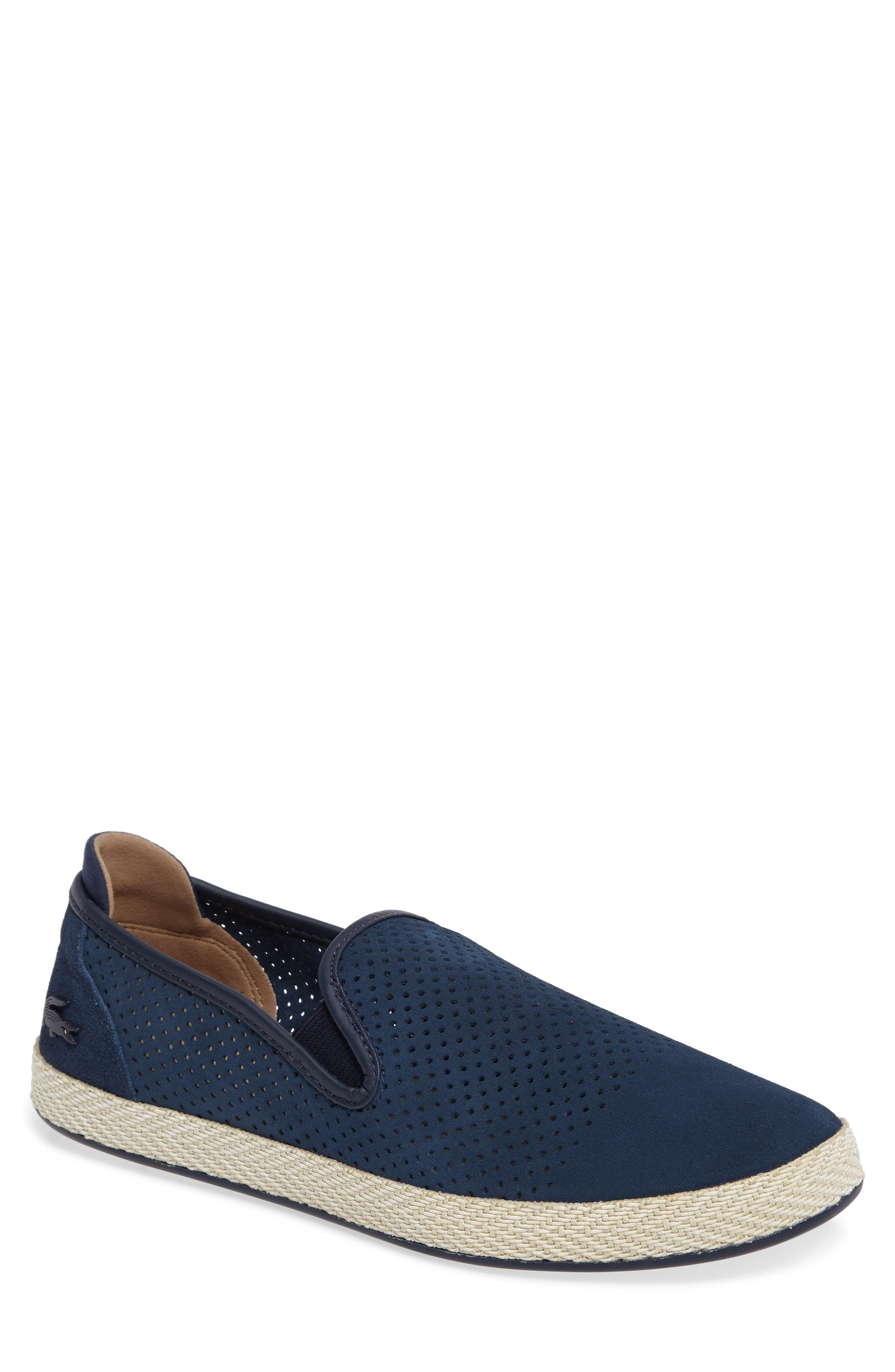 Alternate Image 1 Selected - Lacoste Tombre Slip-On (Men)