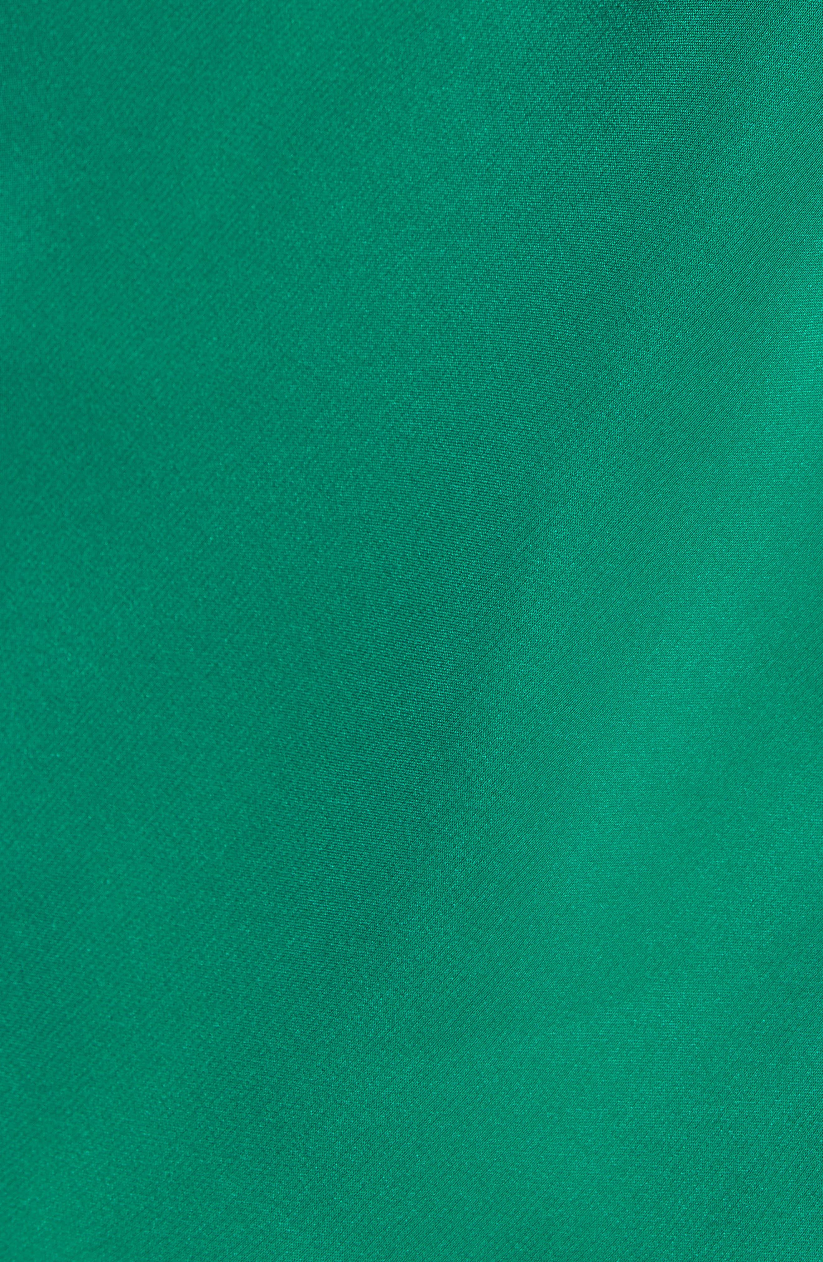 Alternate Image 5  - Diane von Furstenberg Asymmetrical Sleeve Ruffle Blouse